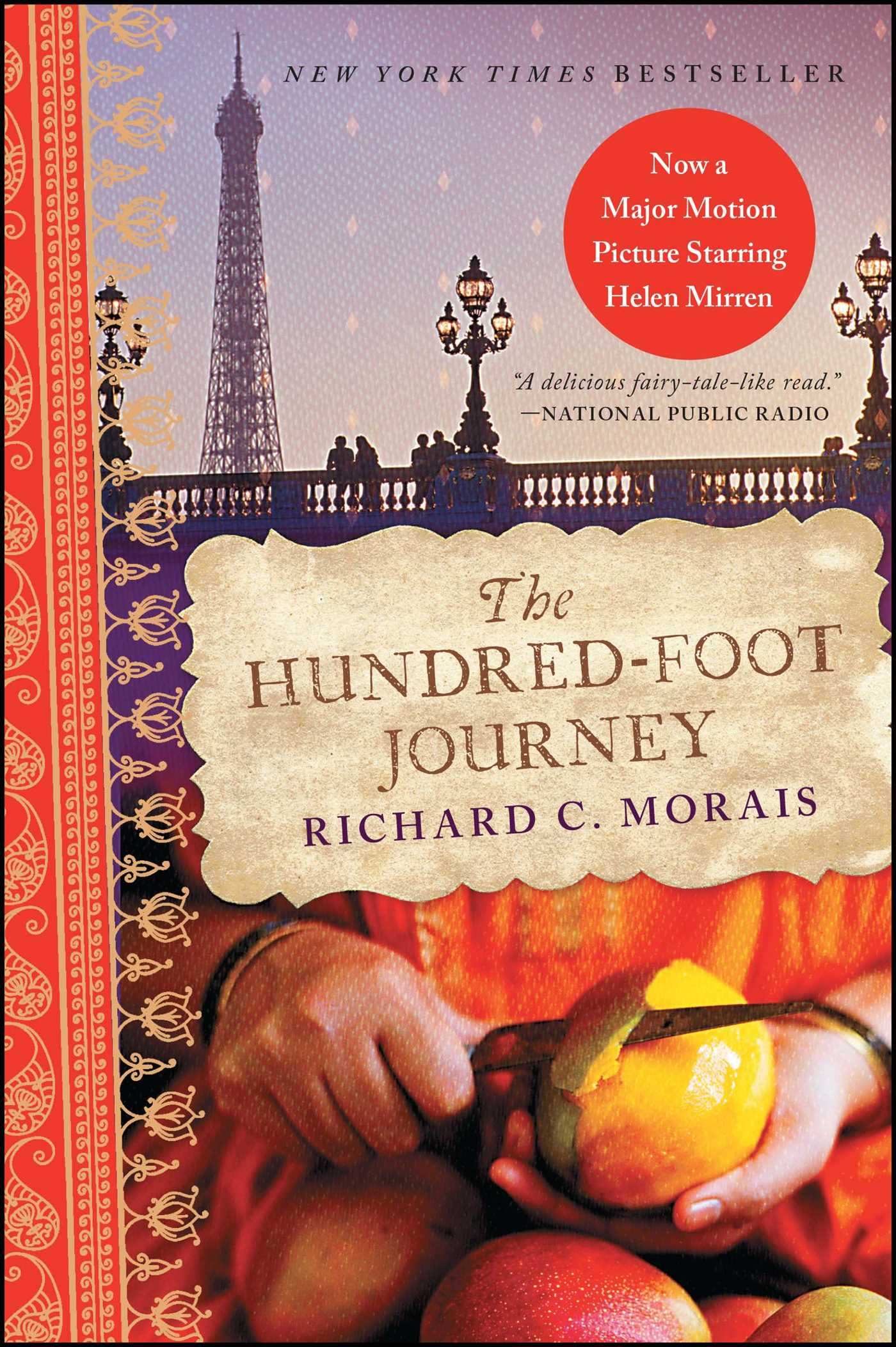 The hundred foot journey 9781439165652 hr