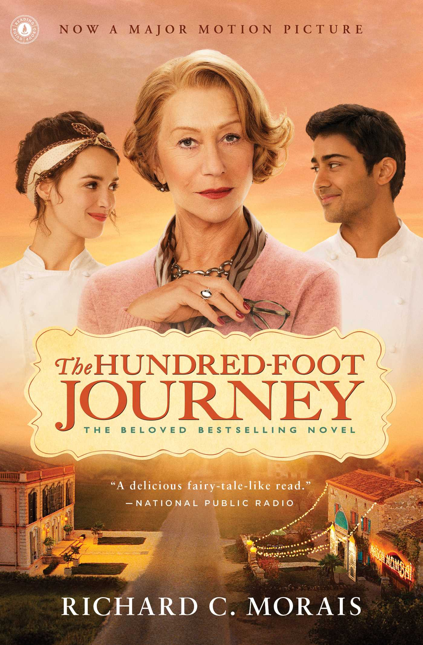 Hundred foot journey 9781439165669 hr