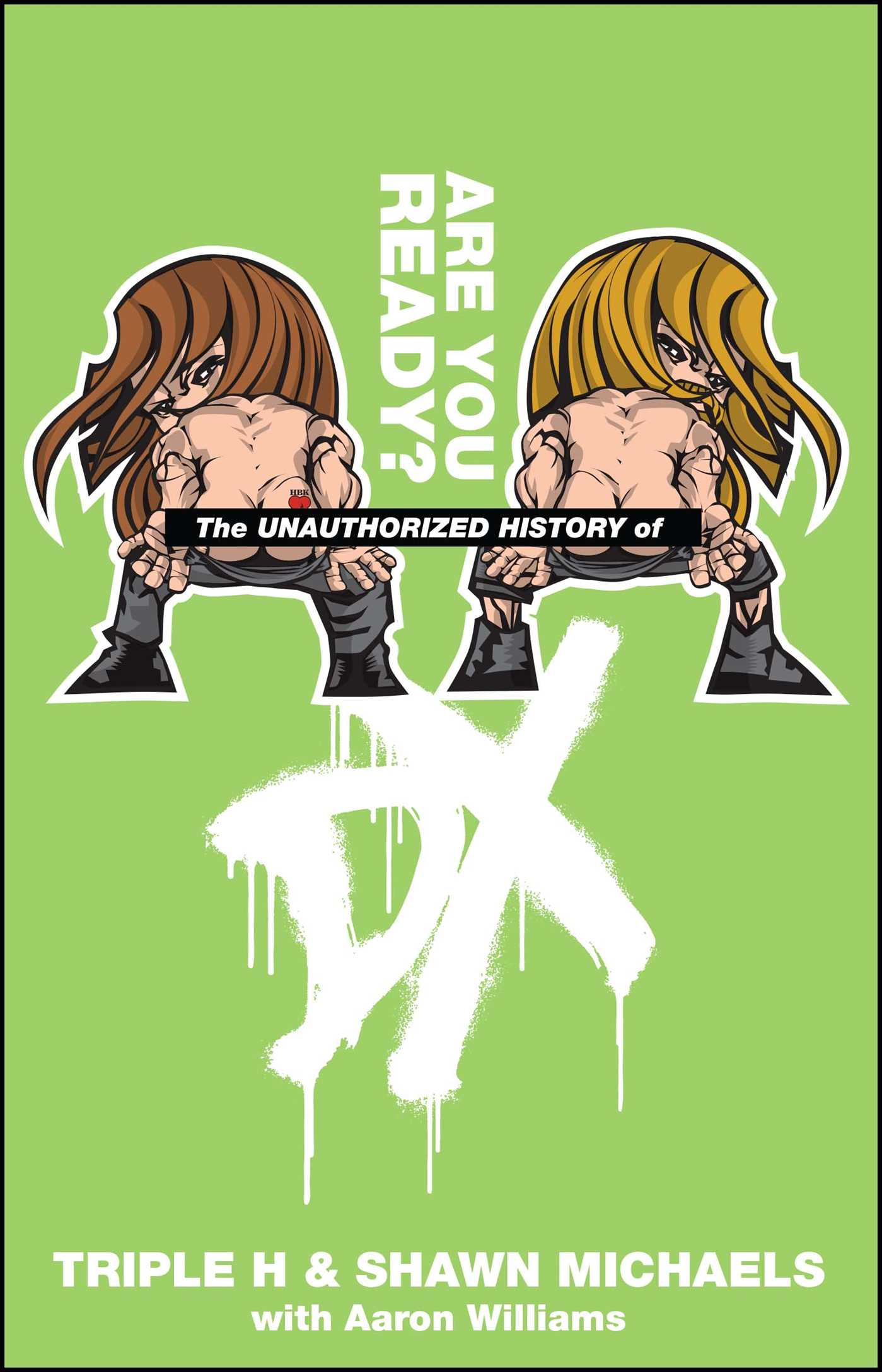 The unauthorized history of dx 9781439166628 hr