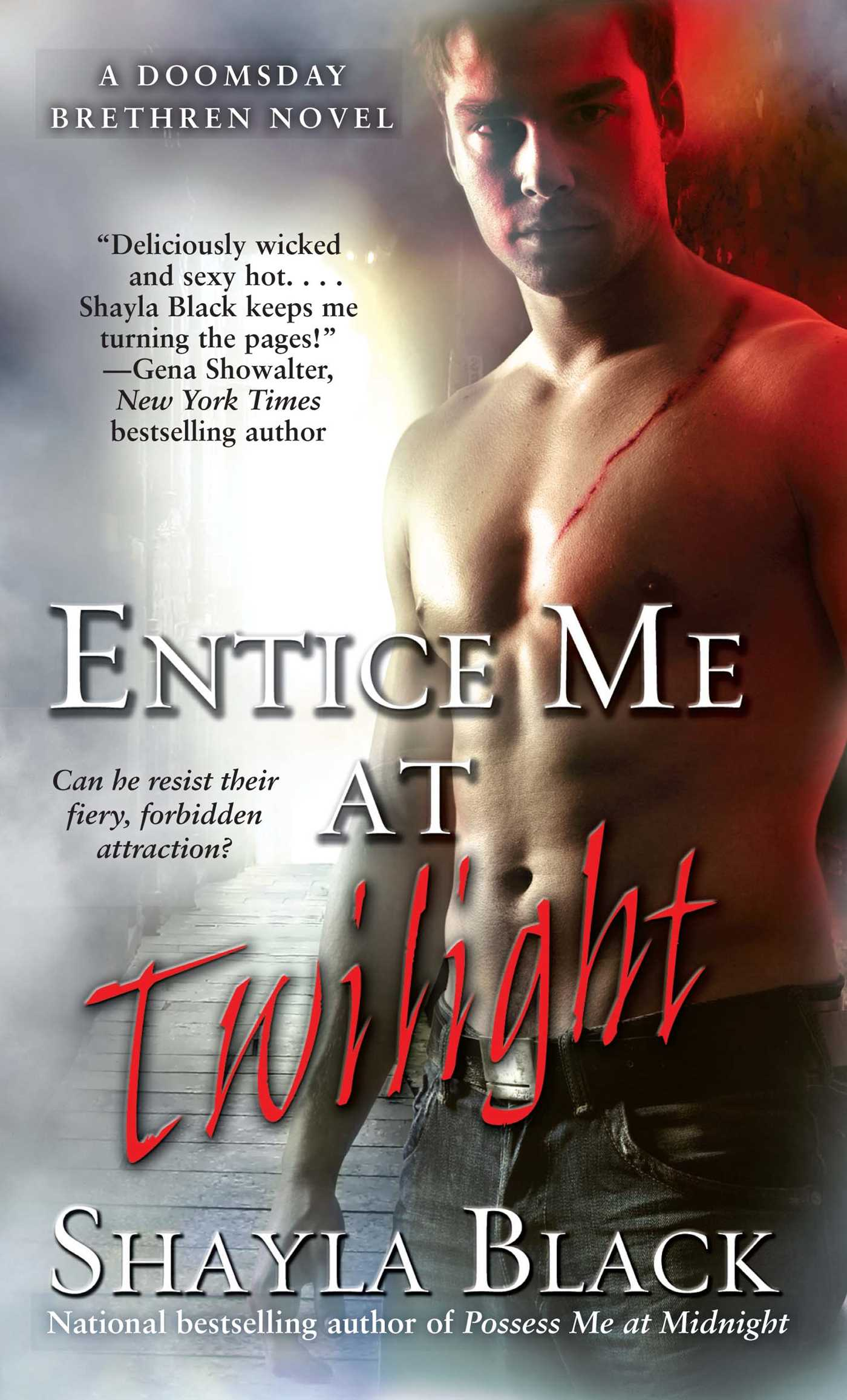 Entice me at twilight 9781439166802 hr