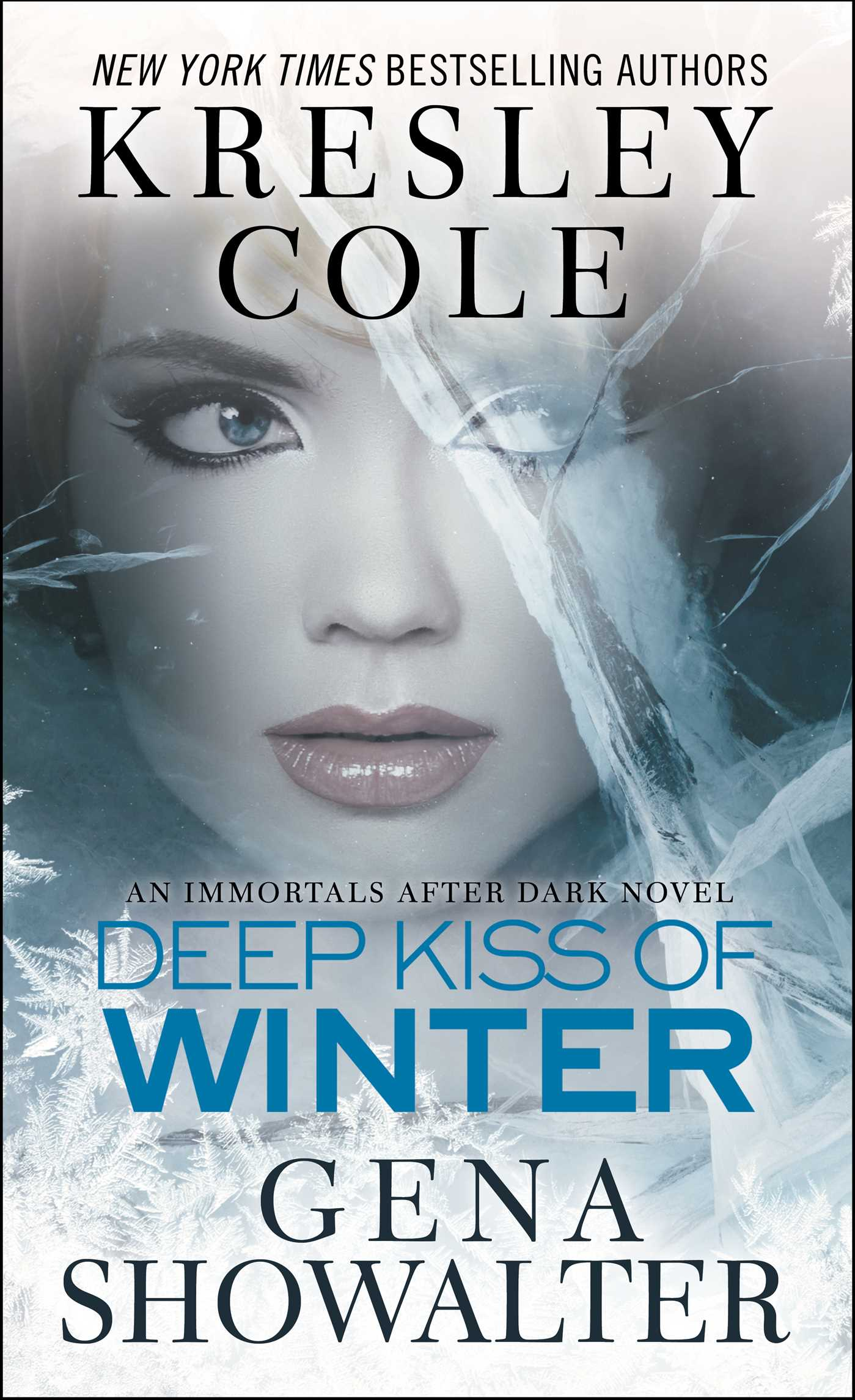 Deep kiss of winter 9781439166857 hr