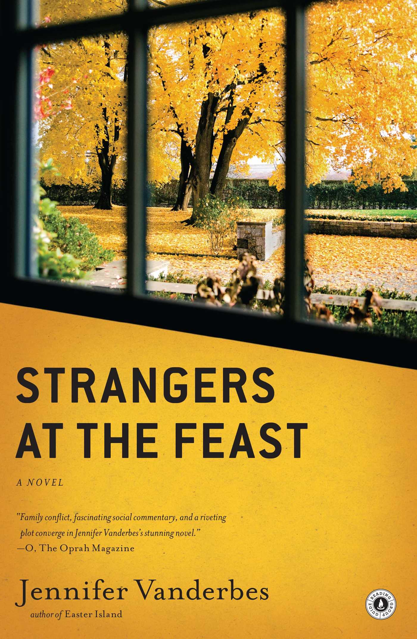 Strangers at the feast 9781439166987 hr