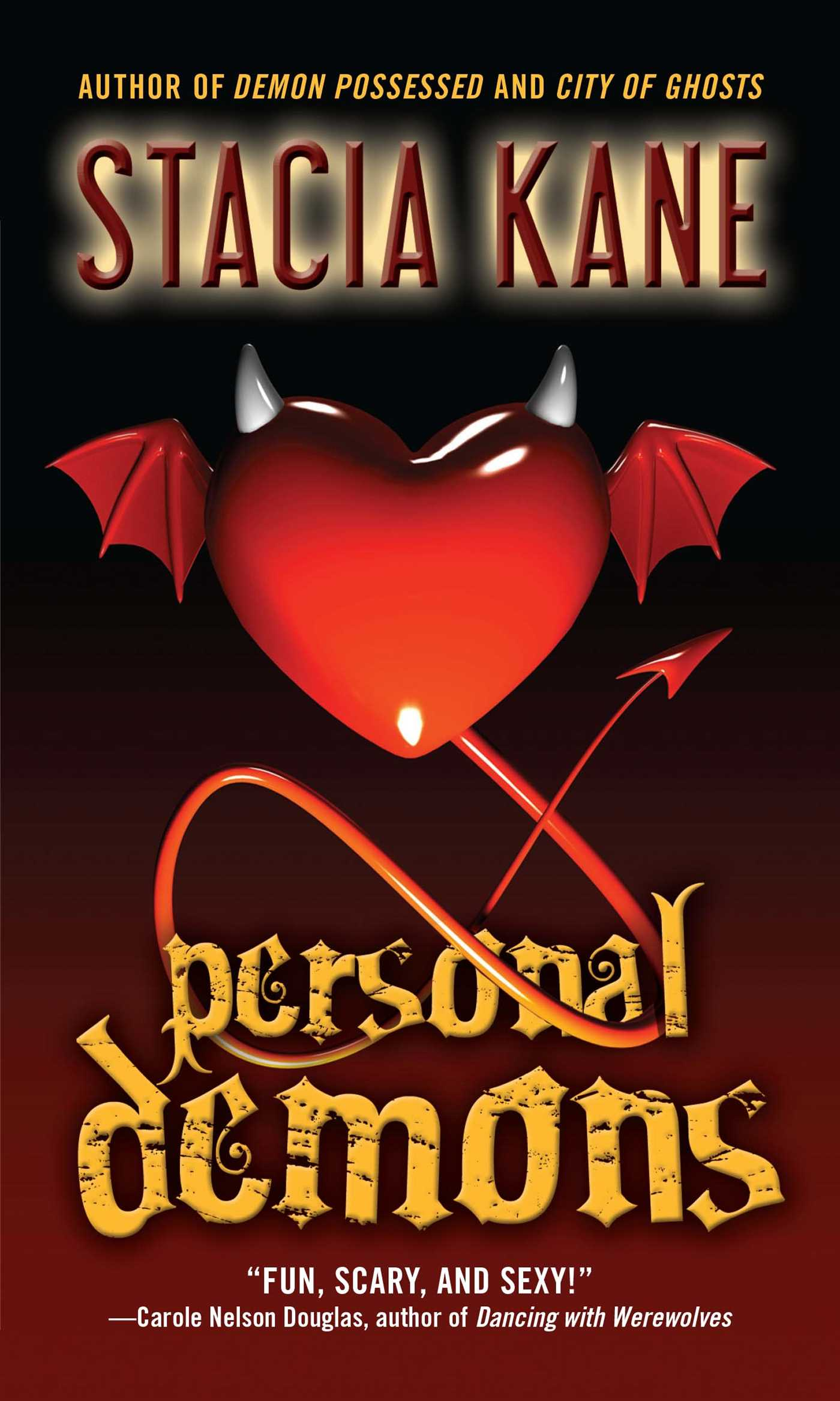 Personal demons 9781439167038 hr