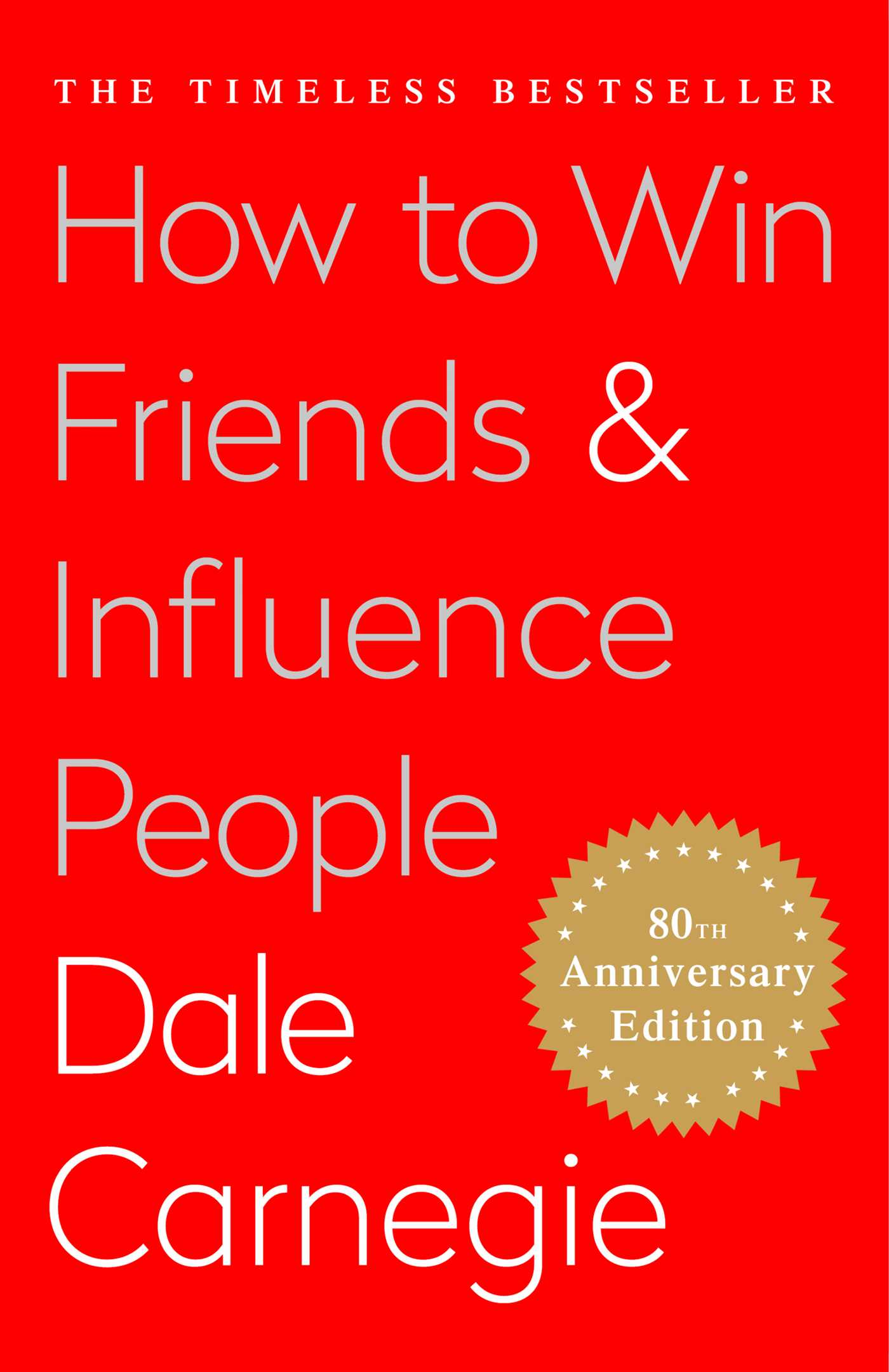 How to win friends and influence people 9781439167342 hr