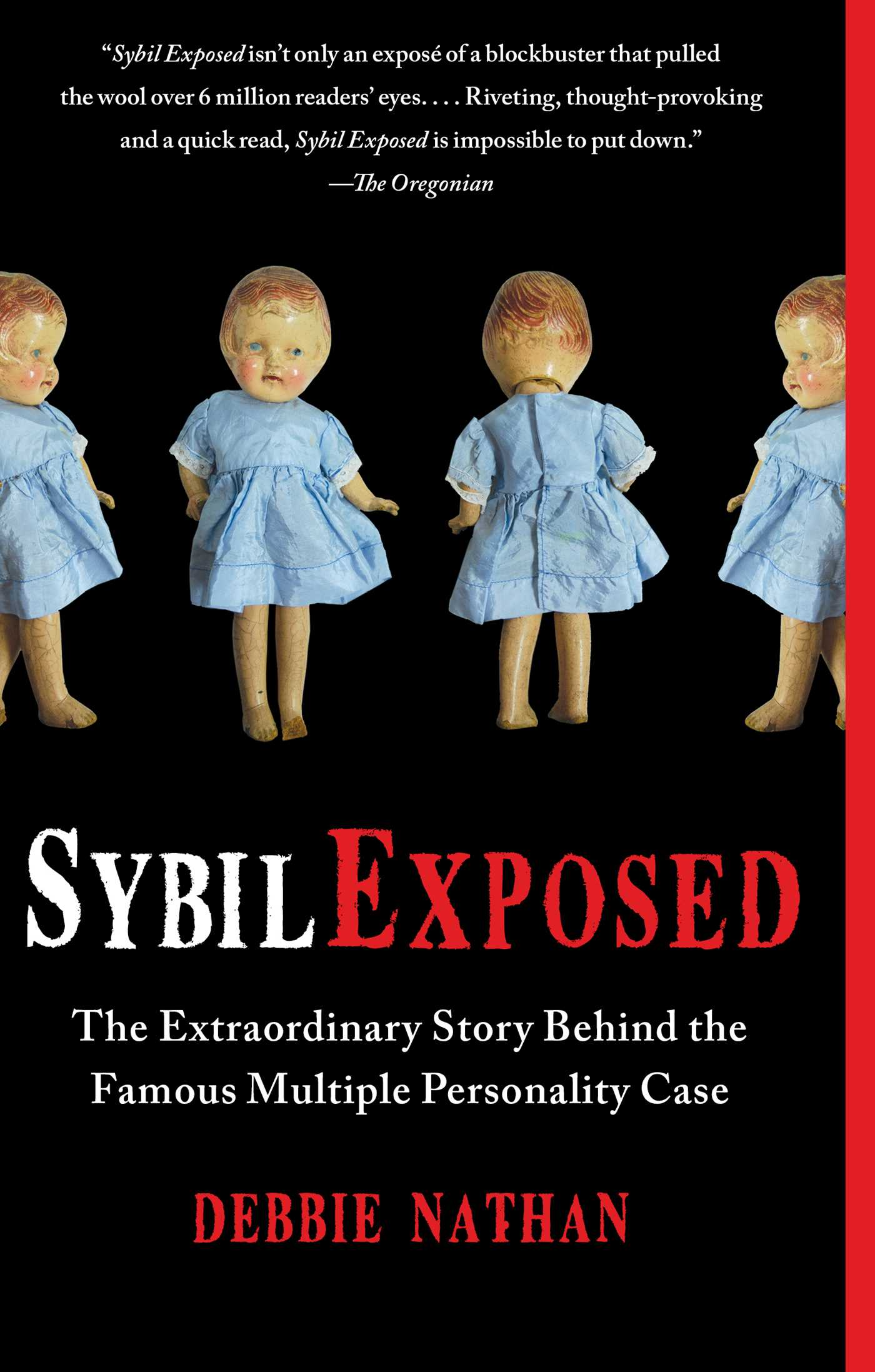 Sybil exposed 9781439168295 hr