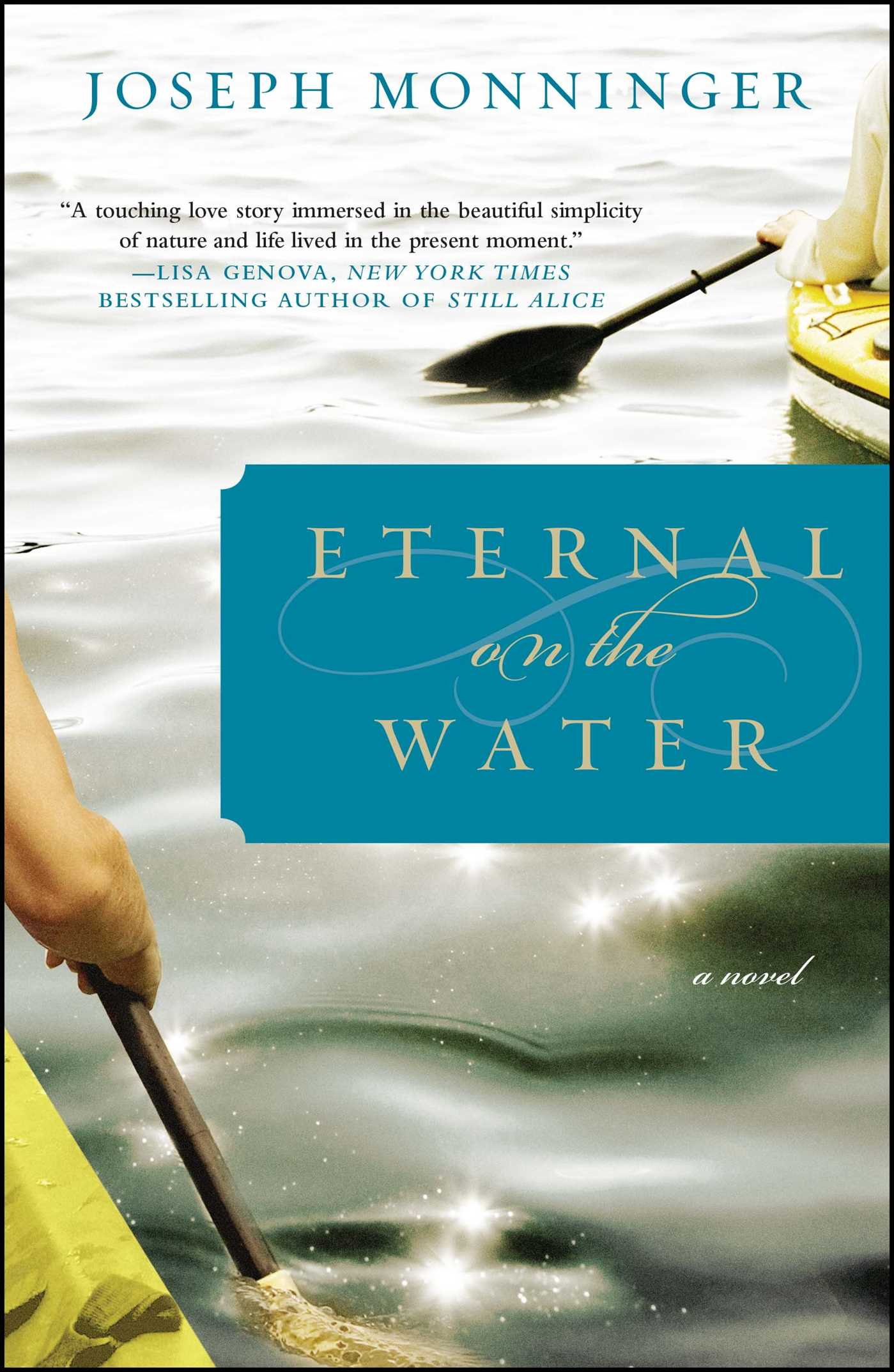 Eternal on the water 9781439168332 hr
