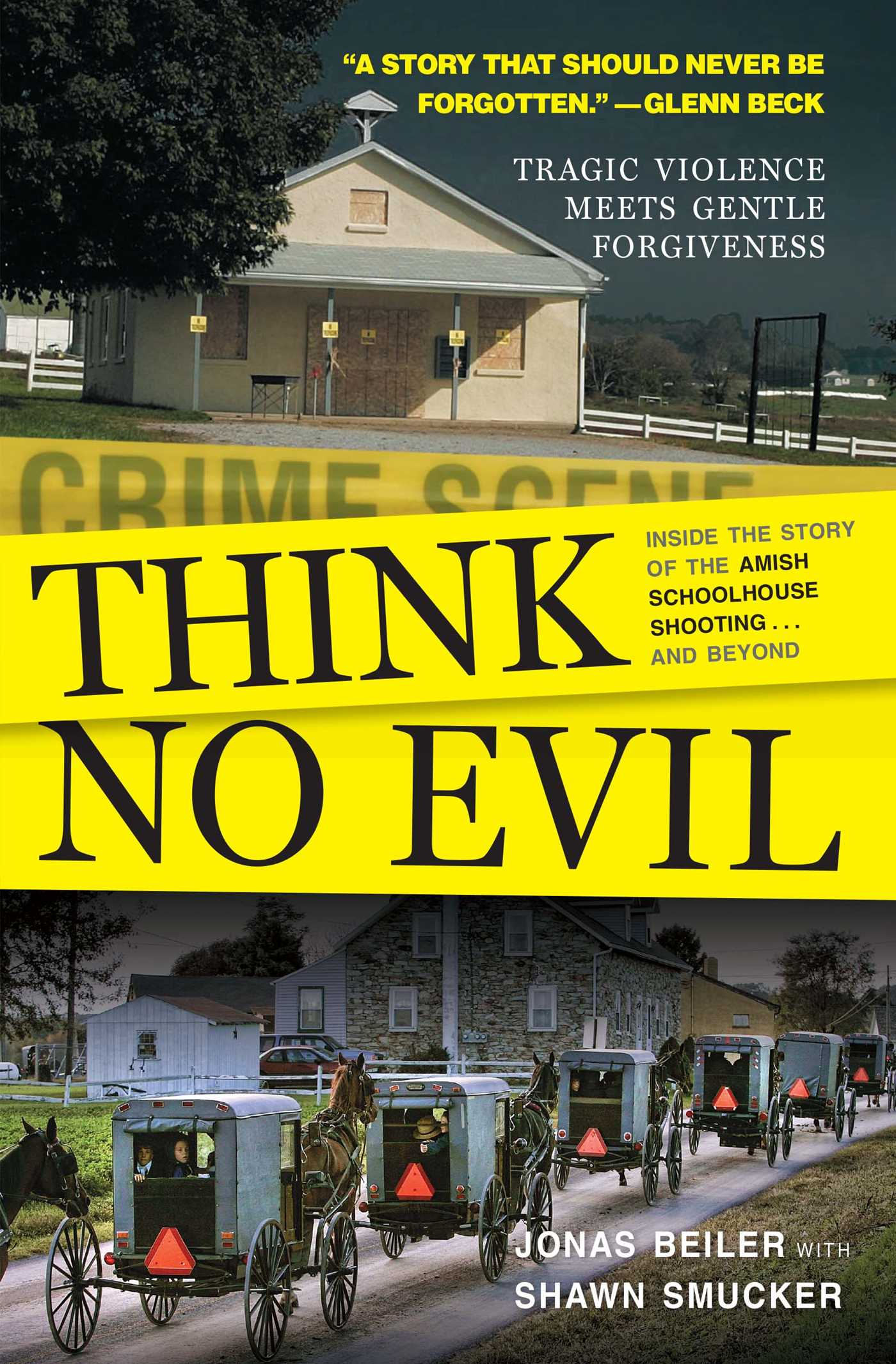 Think no evil 9781439168387 hr