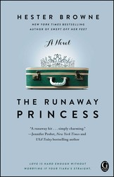 The Runaway Princess book cover
