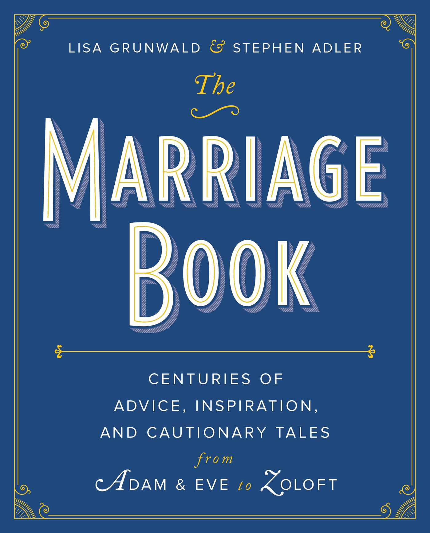 The marriage book 9781439169650 hr