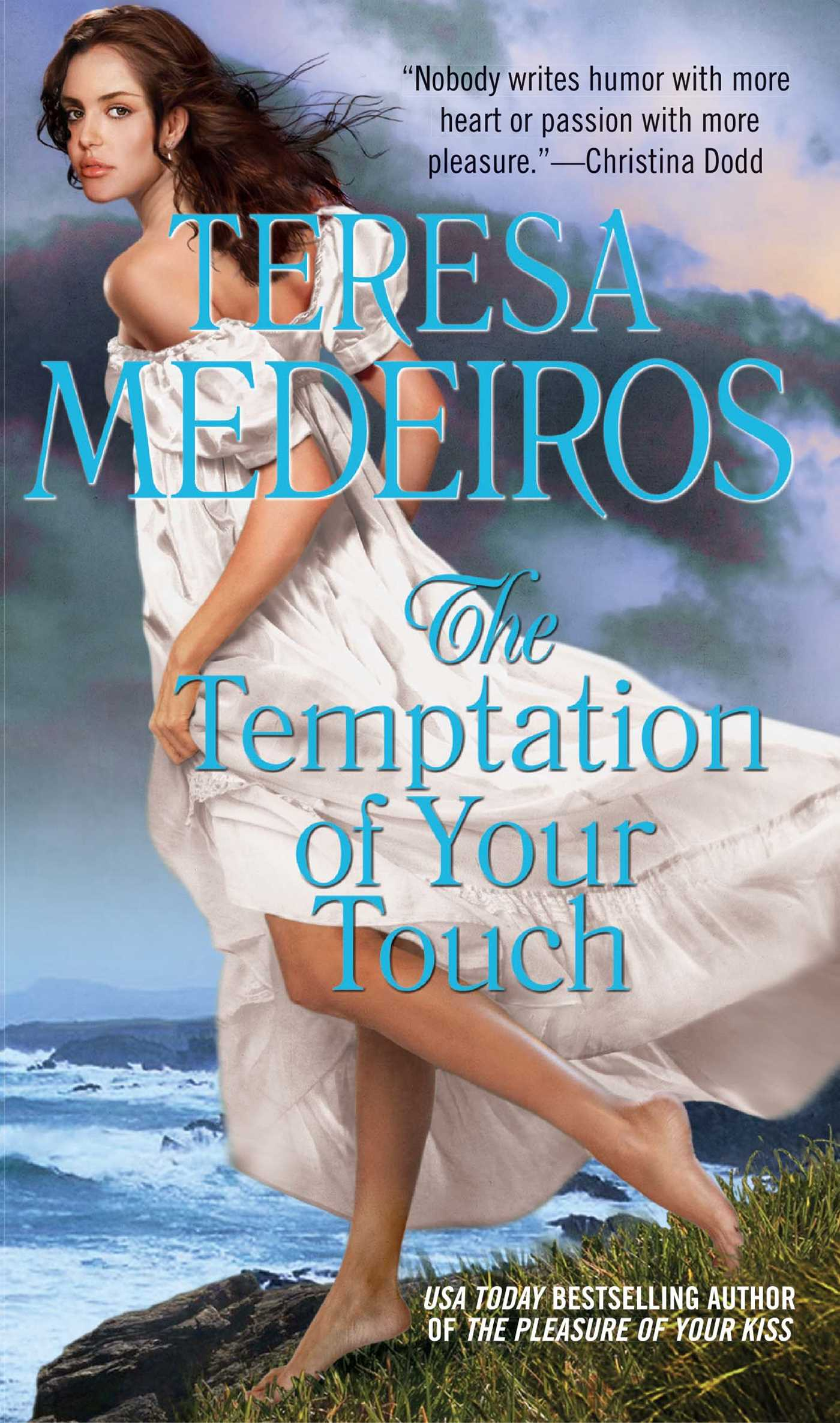 The temptation of your touch 9781439170748 hr