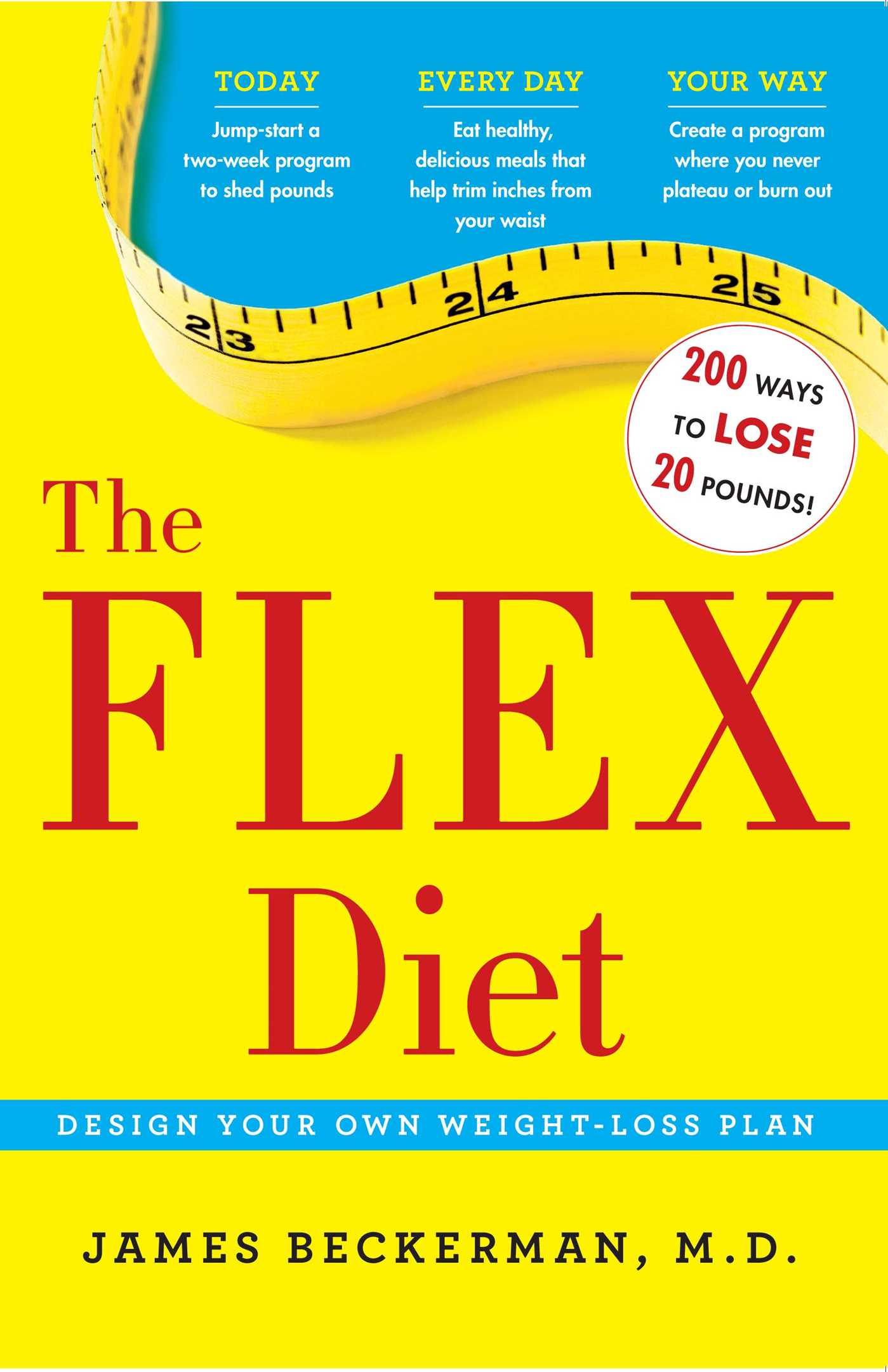 The flex diet 9781439172322 hr
