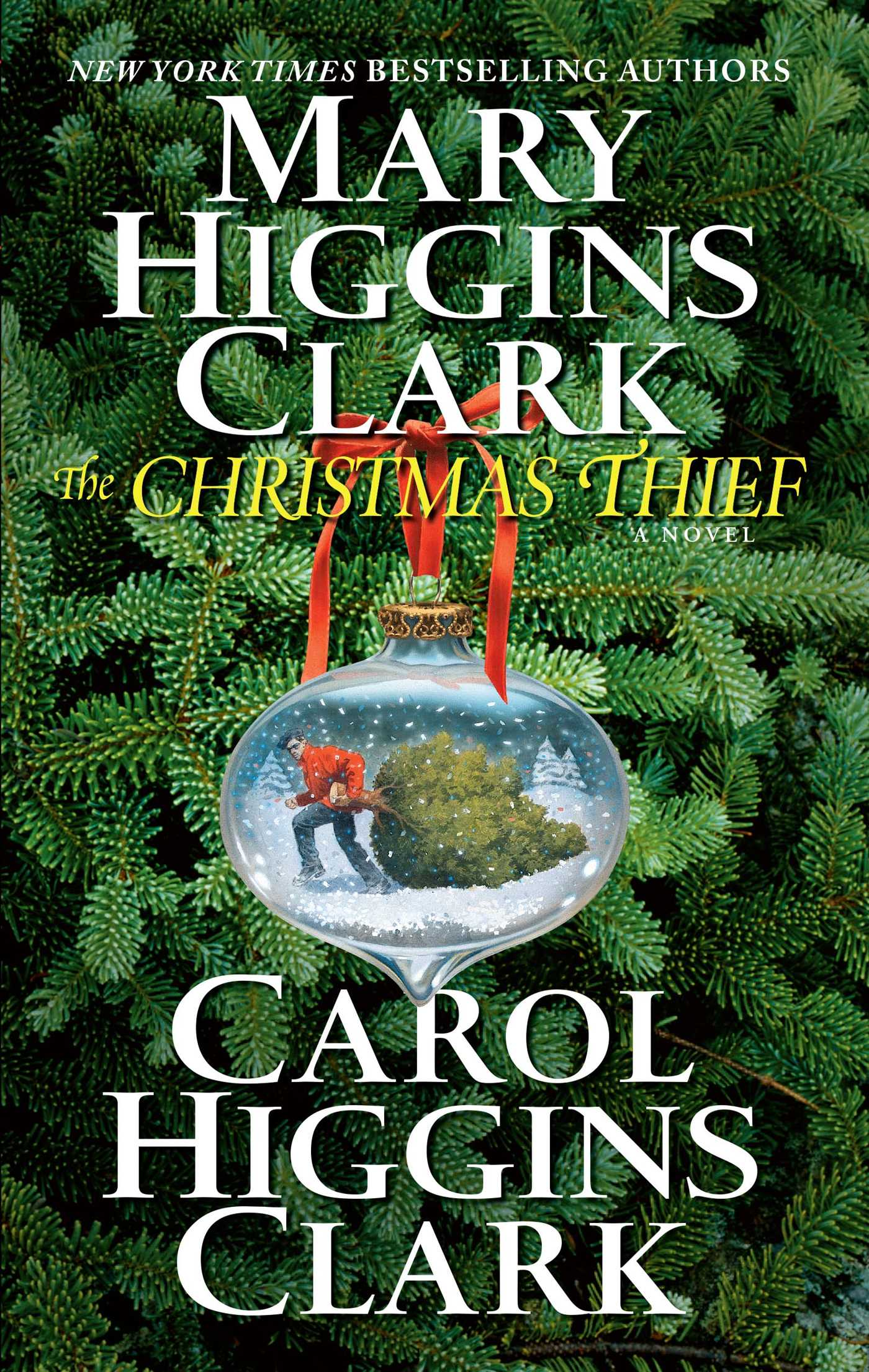 The christmas thief 9781439173077 hr