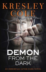 Demon From the Dark book cover