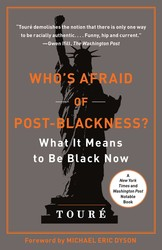 Whos afraid of post blackness 9781439177563