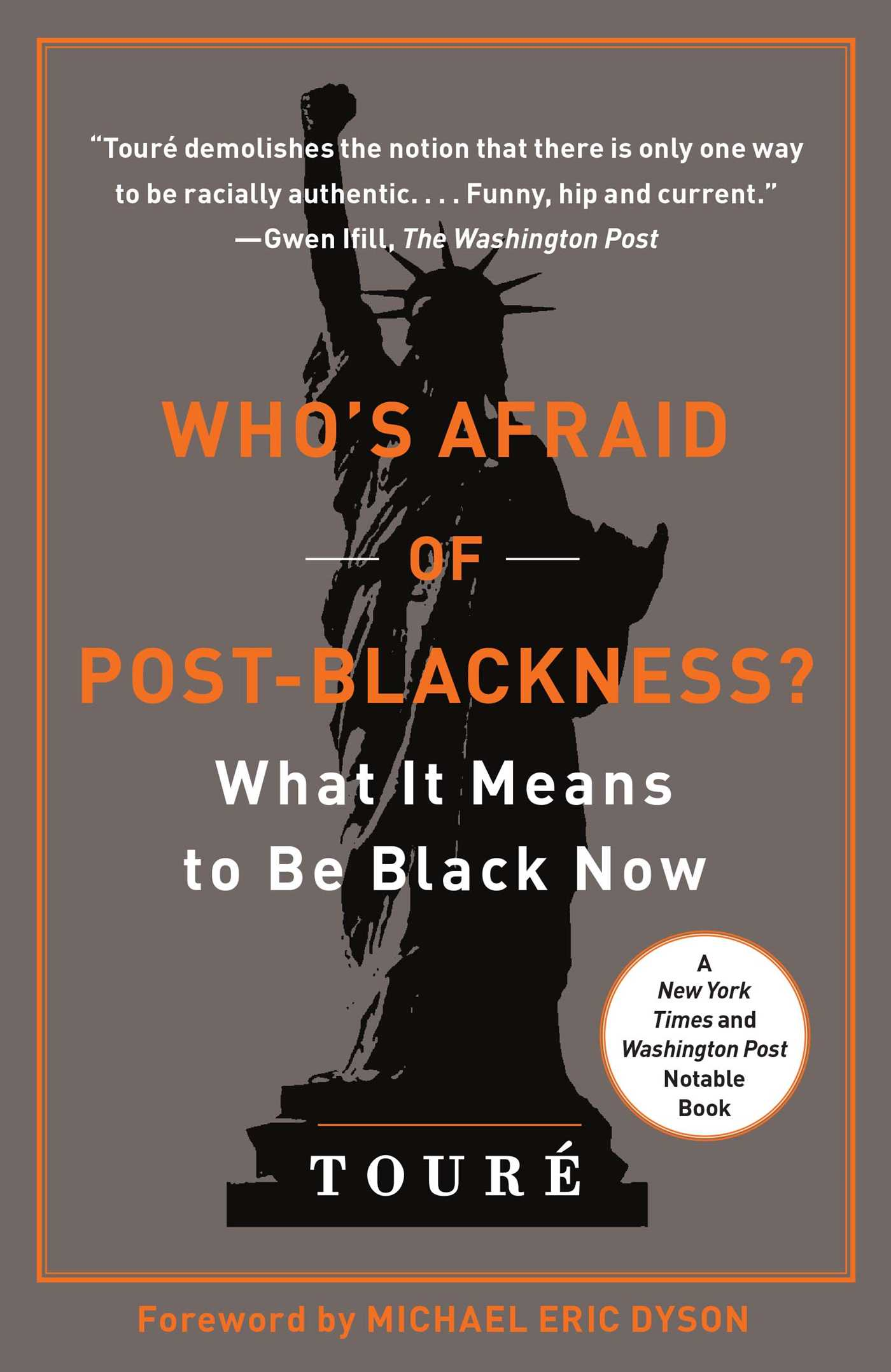 Whos afraid of post blackness 9781439177563 hr