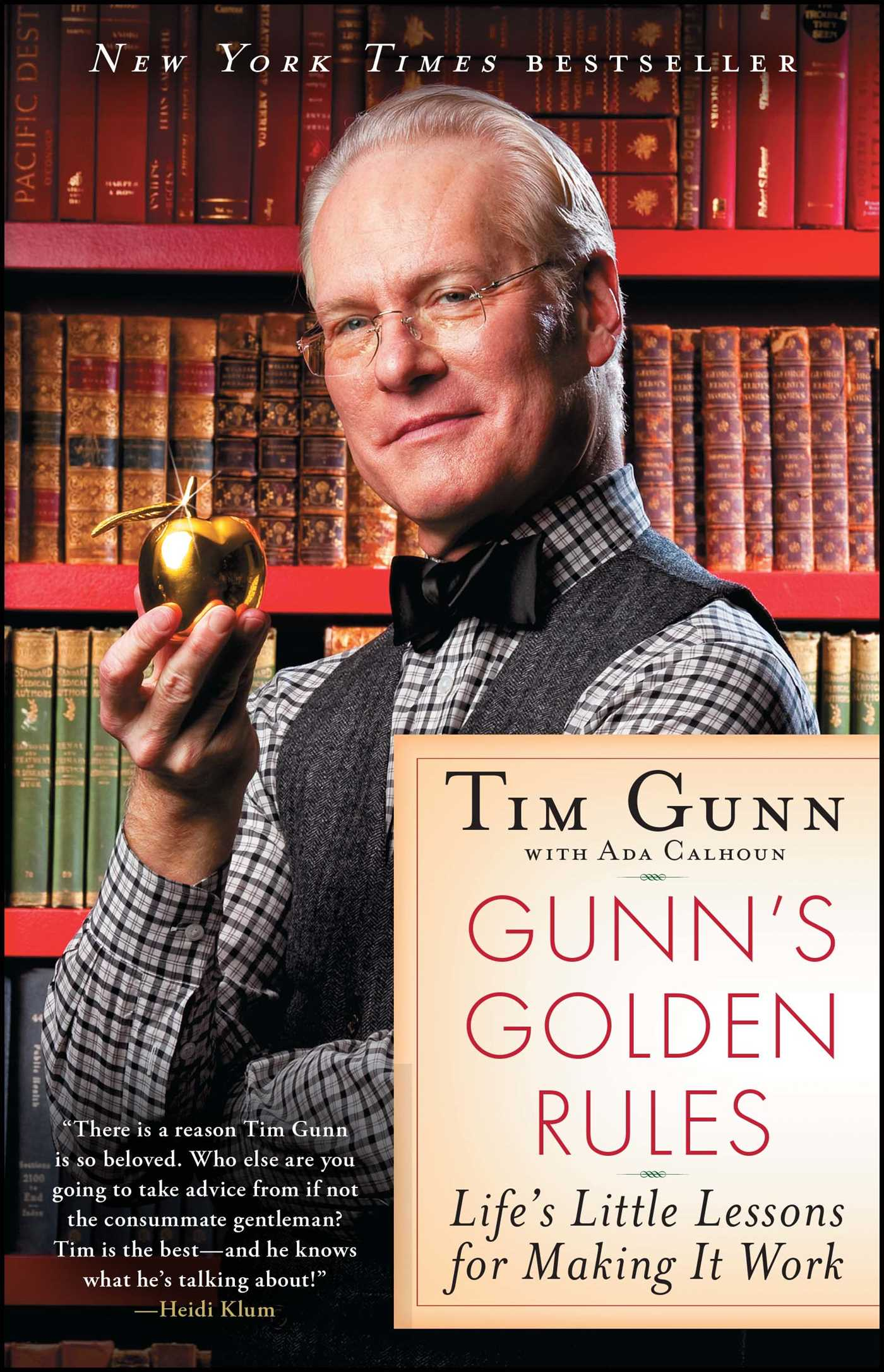 Gunns golden rules 9781439177716 hr