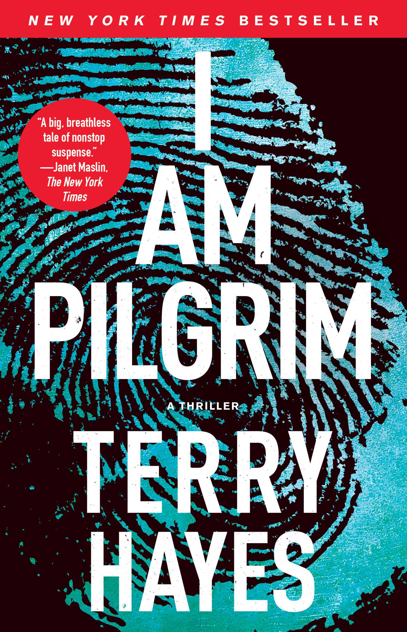 I am pilgrim 9781439177747 hr