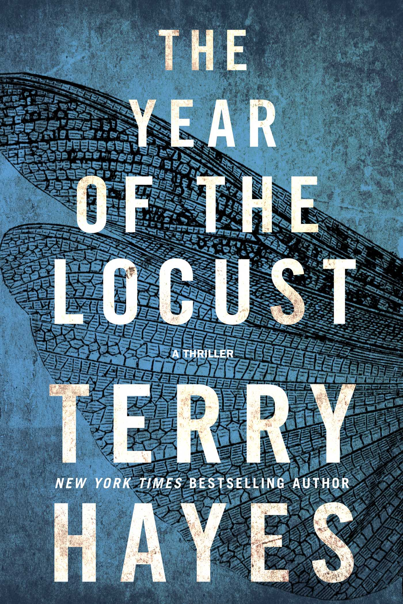 Year of the locust 9781439177754 hr