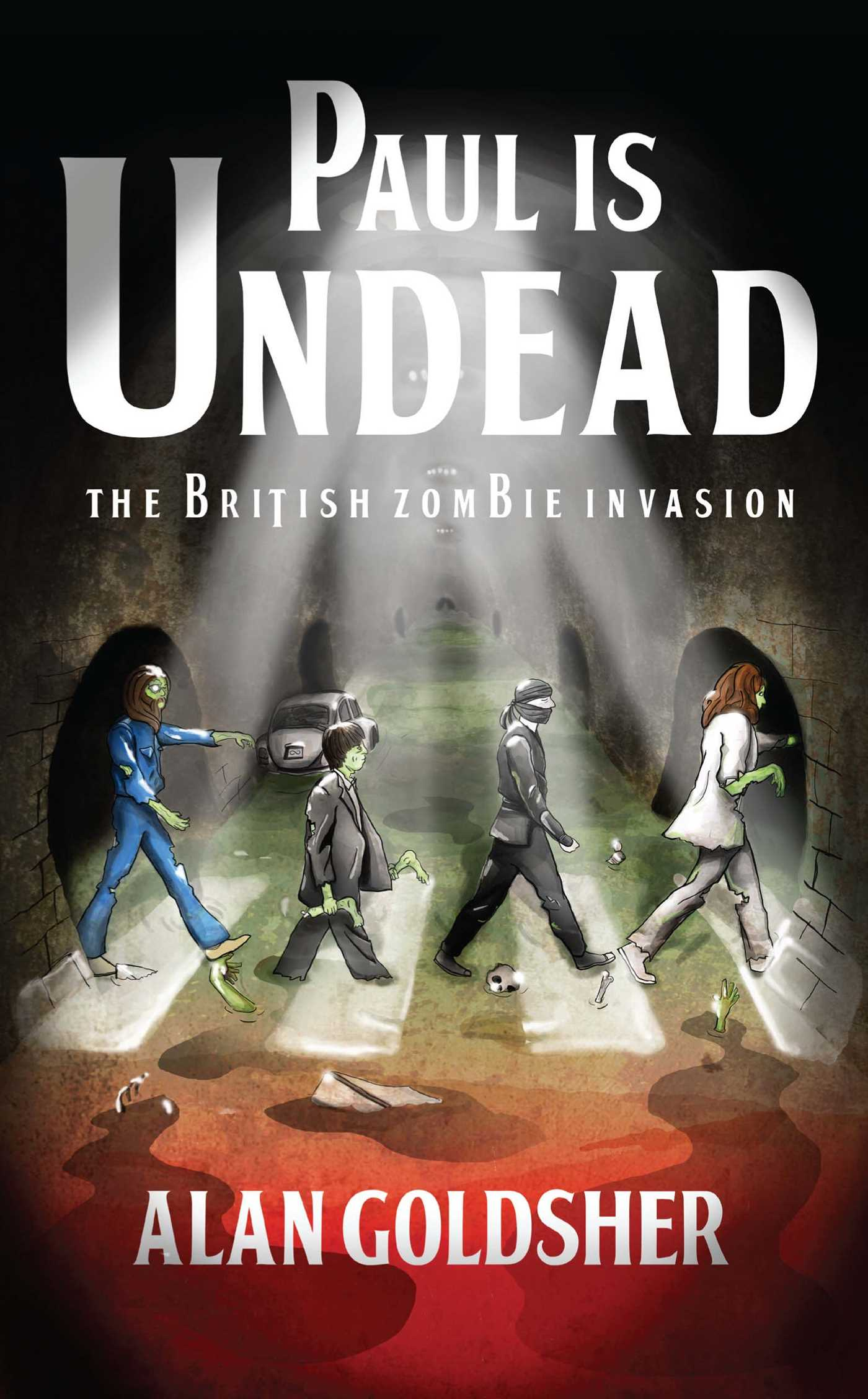 Paul is undead 9781439177921 hr