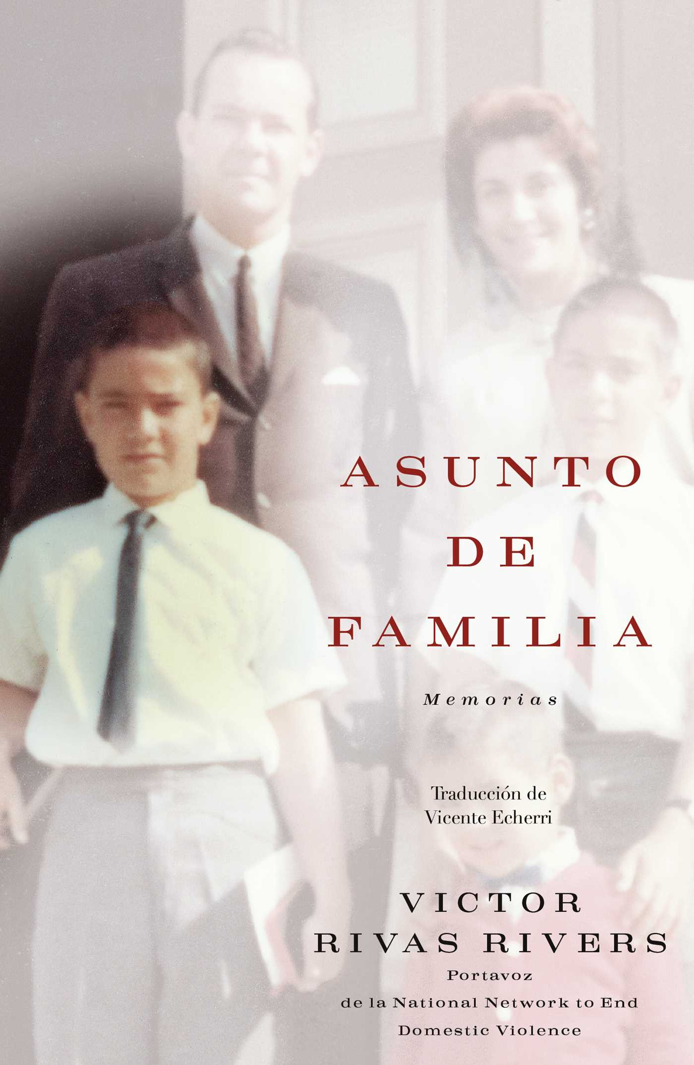 Asunto de familia a private family matter 9781439178188 hr
