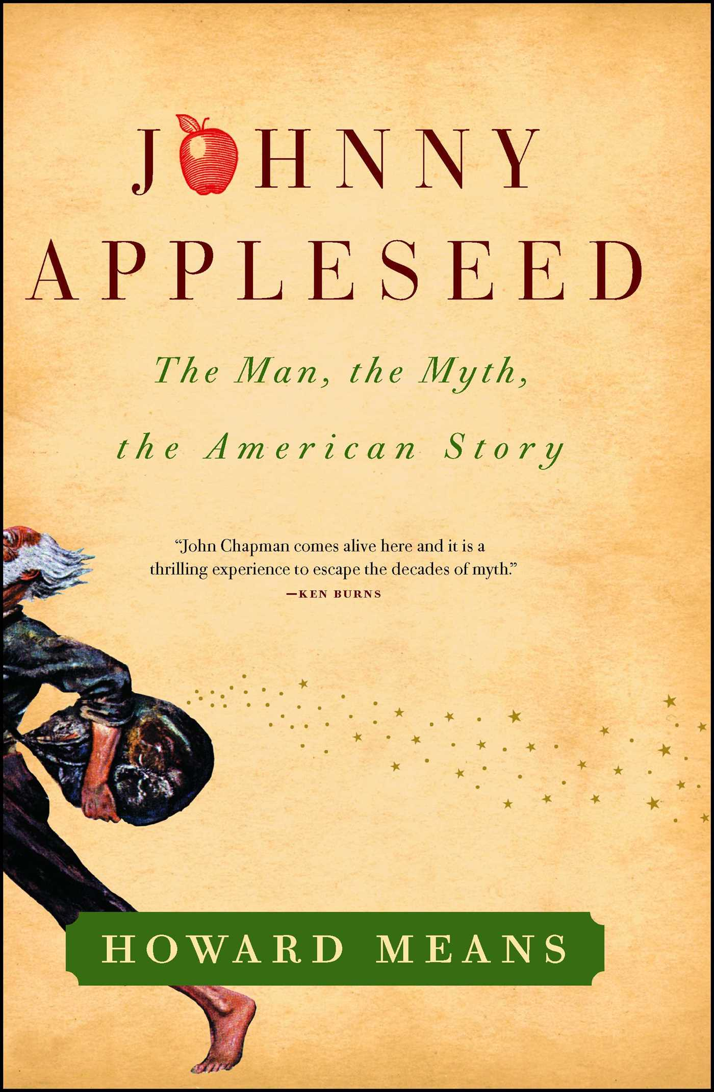 Johnny appleseed 9781439178263 hr