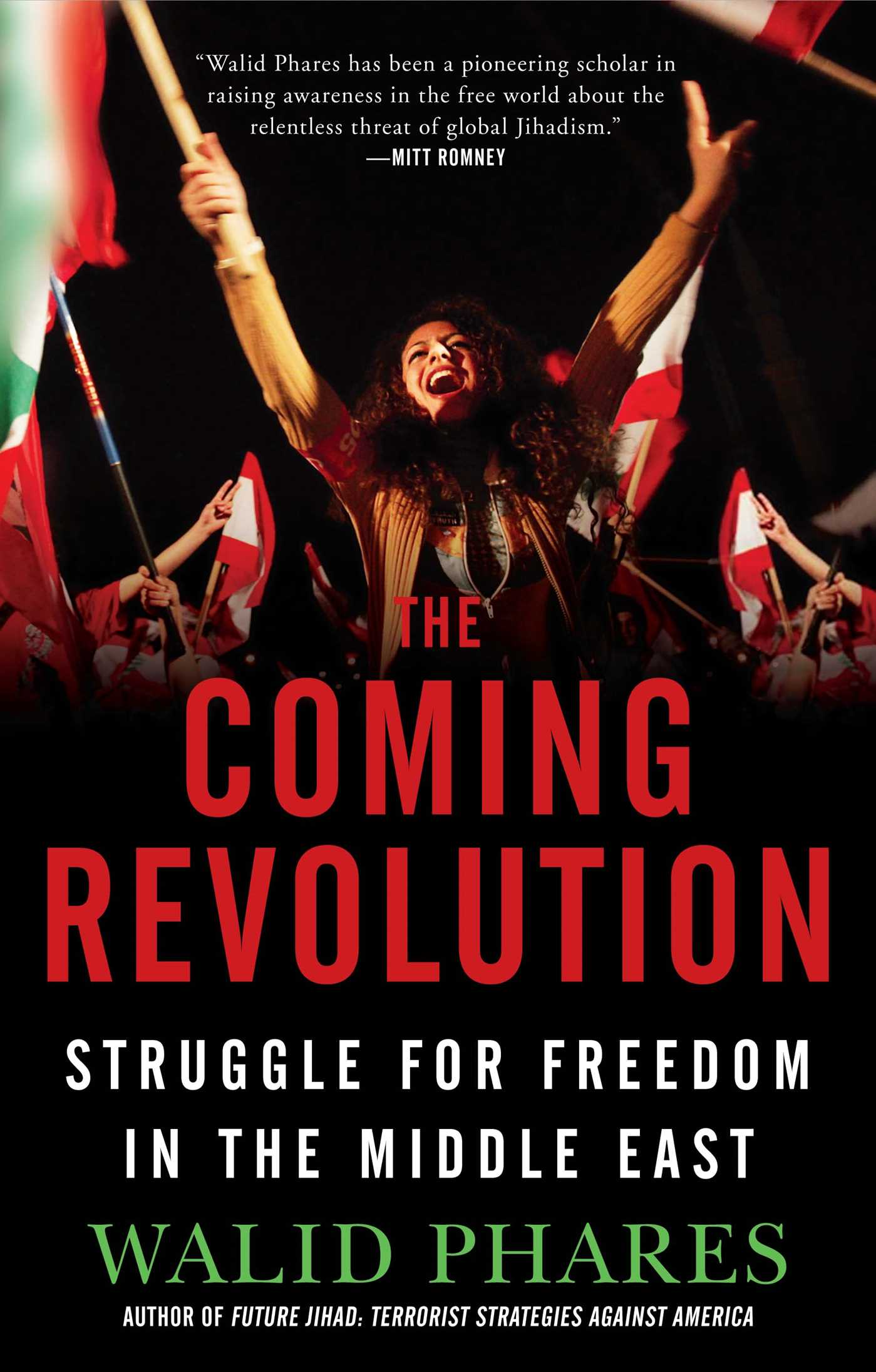 Coming revolution 9781439178386 hr