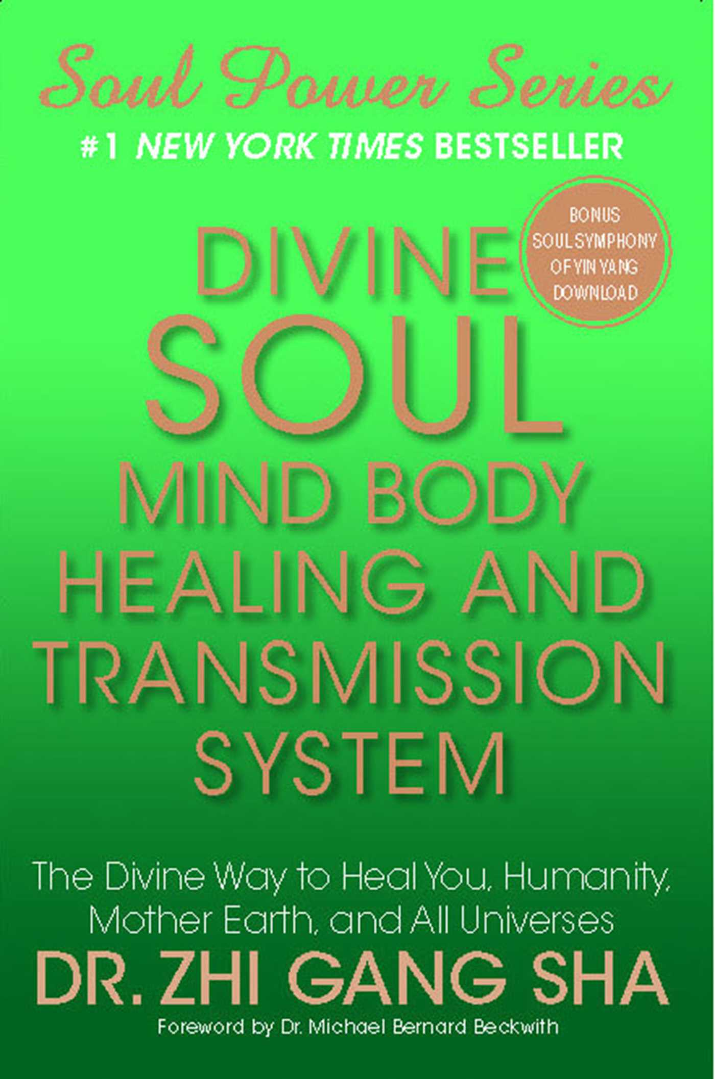 Divine soul mind body healing and transmission sys 9781439180877 hr