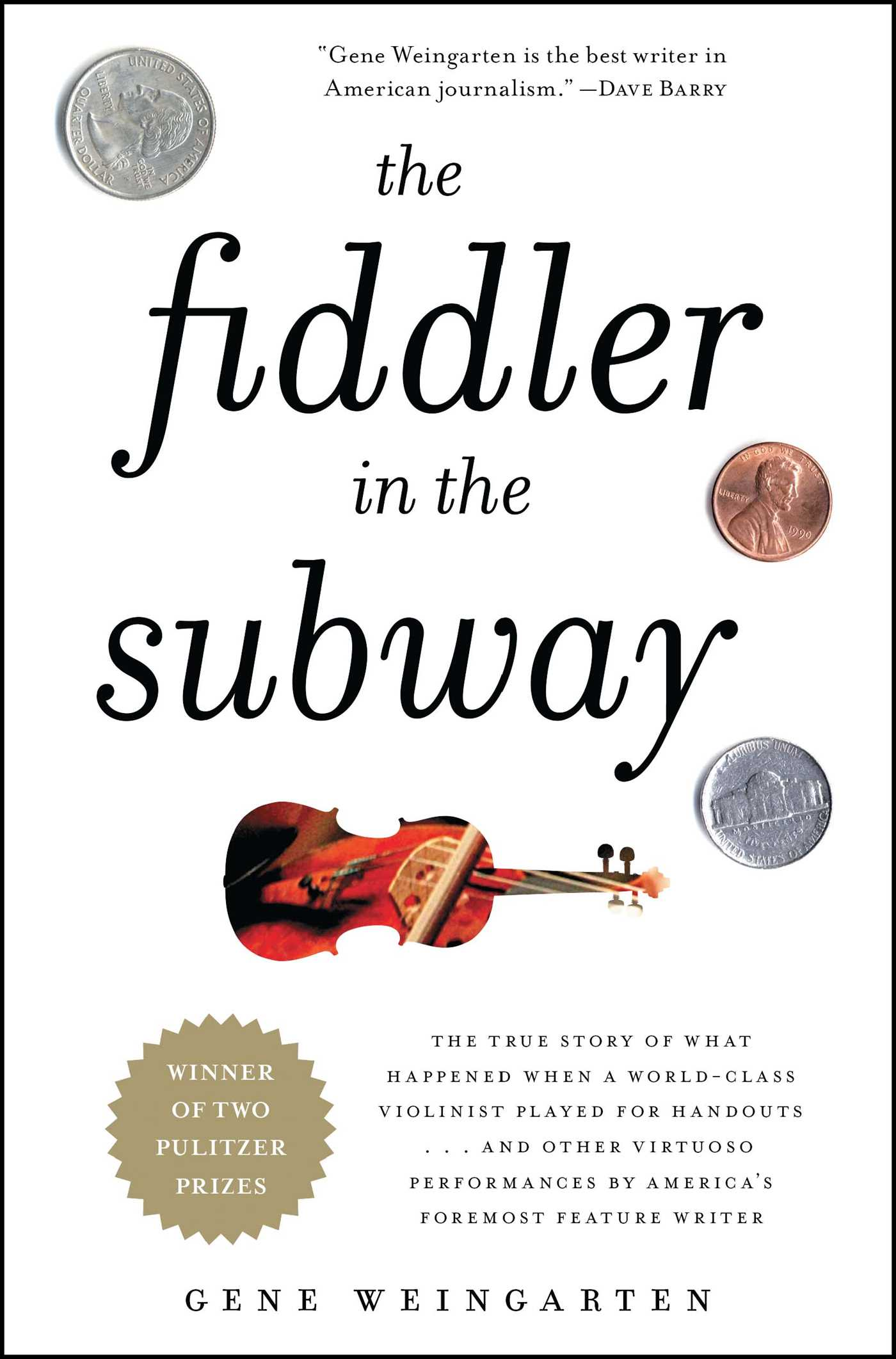 The fiddler in the subway 9781439181591 hr