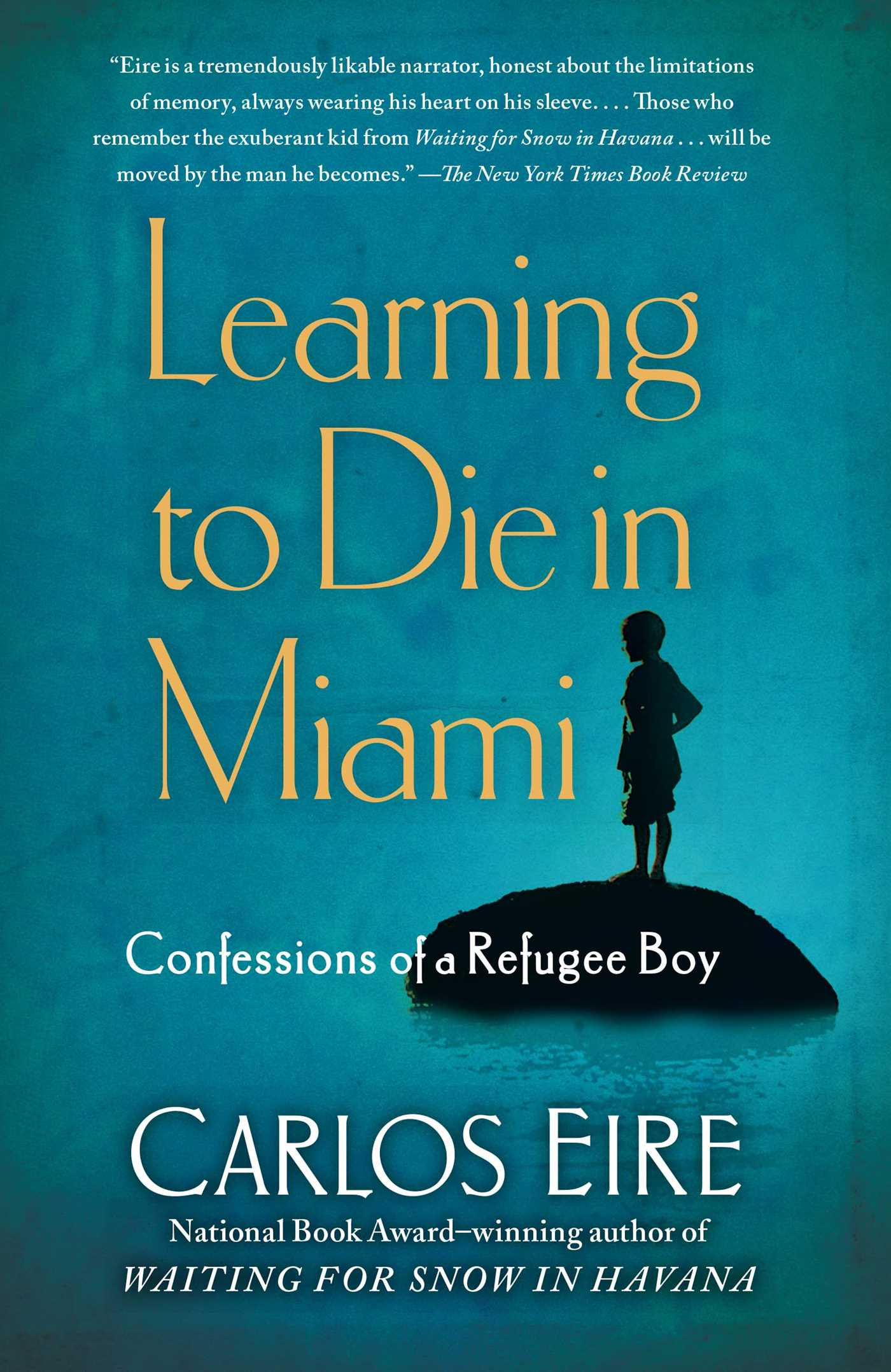 Learning to die in miami 9781439181911 hr