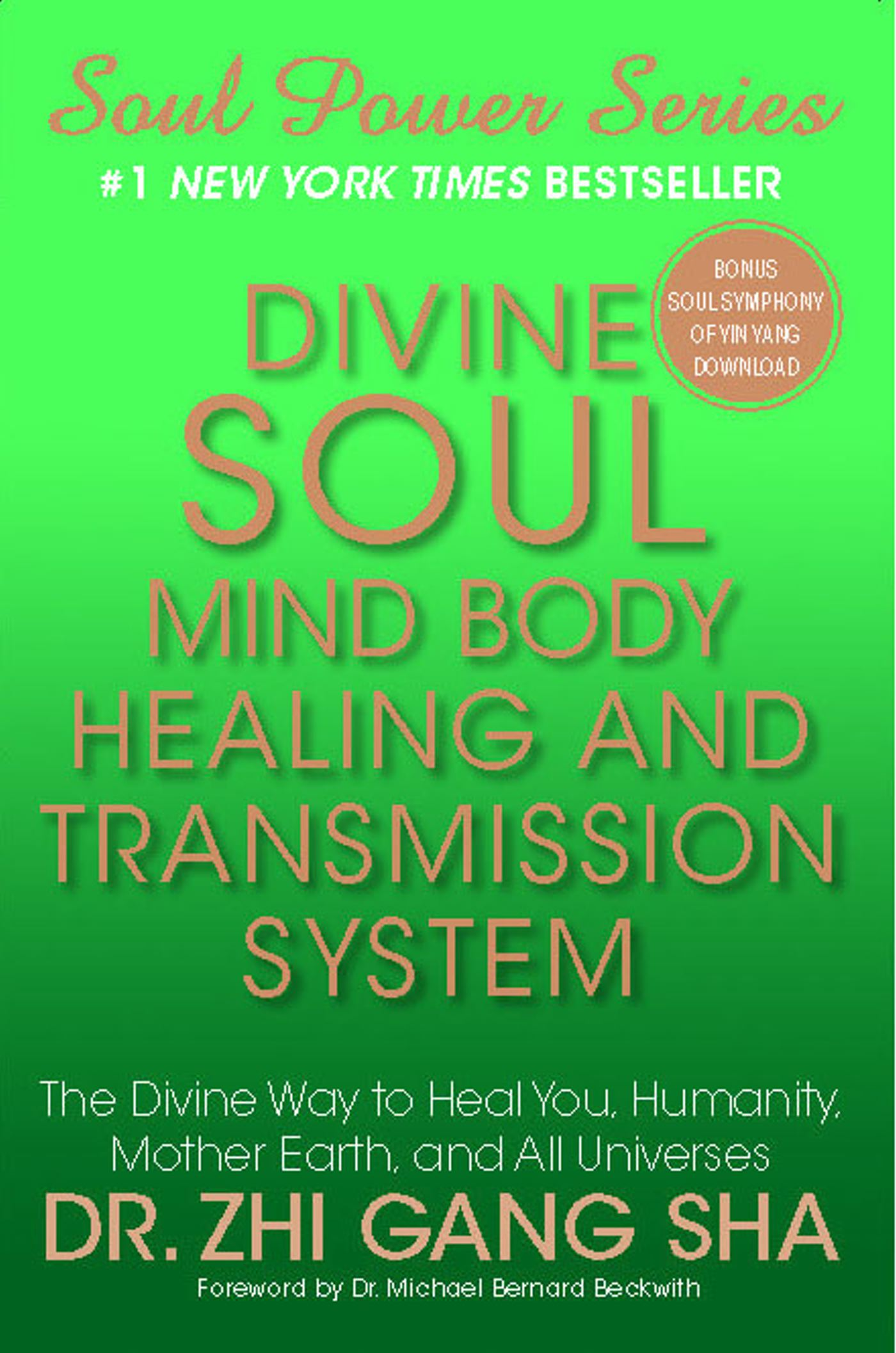 Divine soul mind body healing and transmission sys 9781439182512 hr