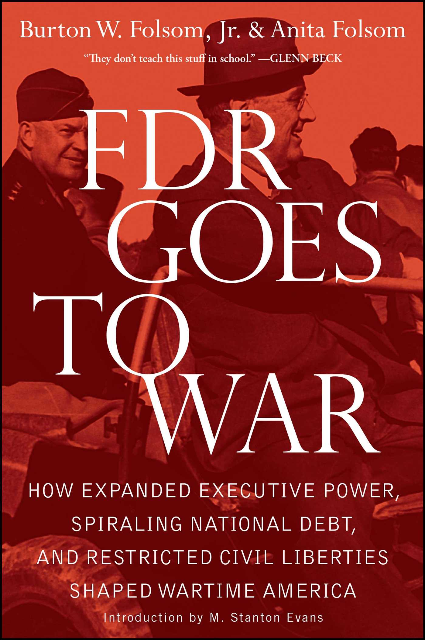 Fdr goes to war 9781439183243 hr