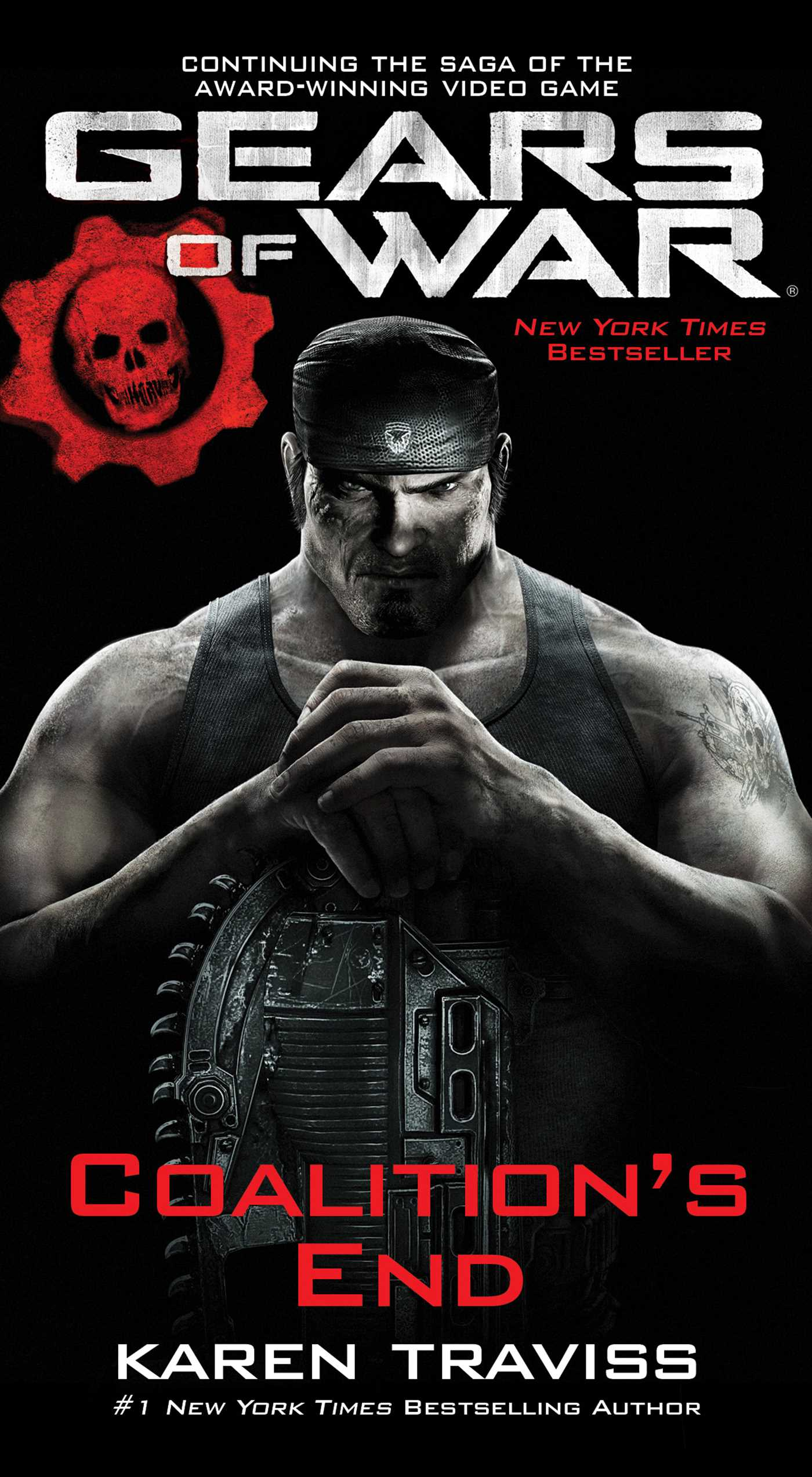 Gears of war coalitions end 9781439184097 hr
