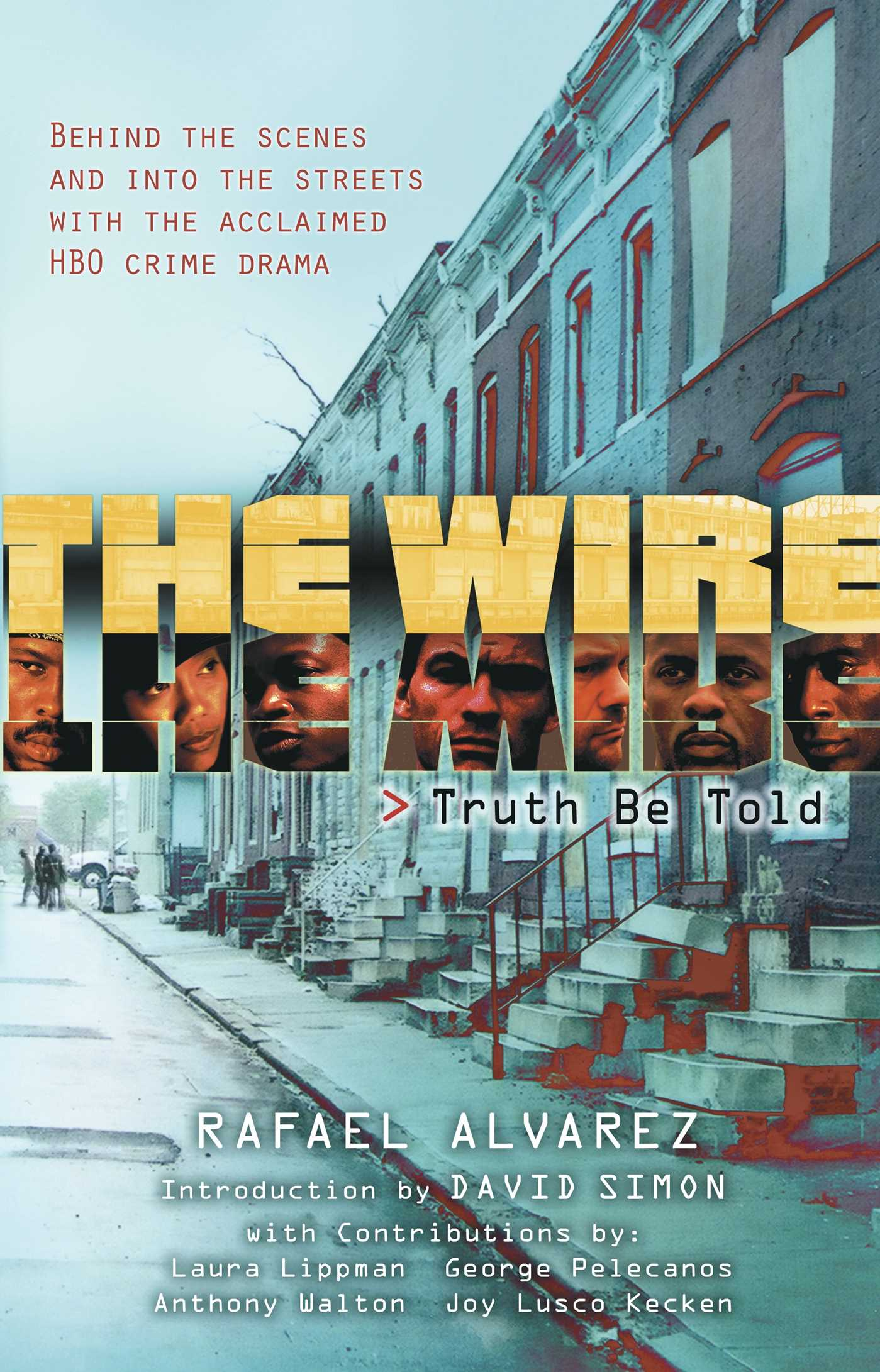 The wire 9781439184523 hr