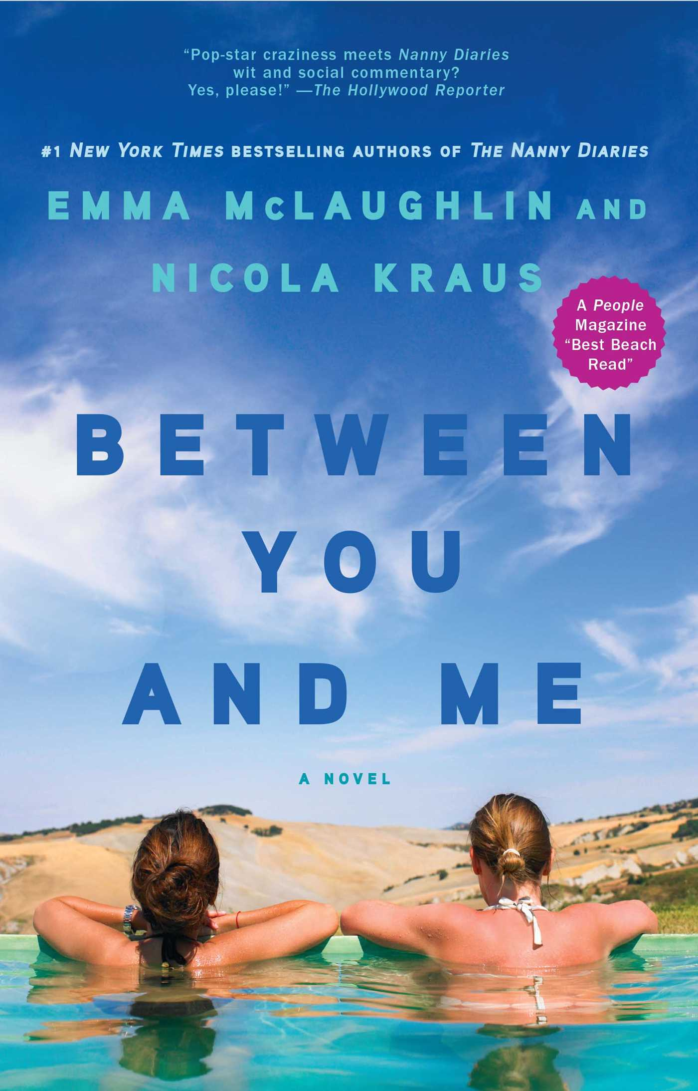 Between you and me 9781439188217 hr
