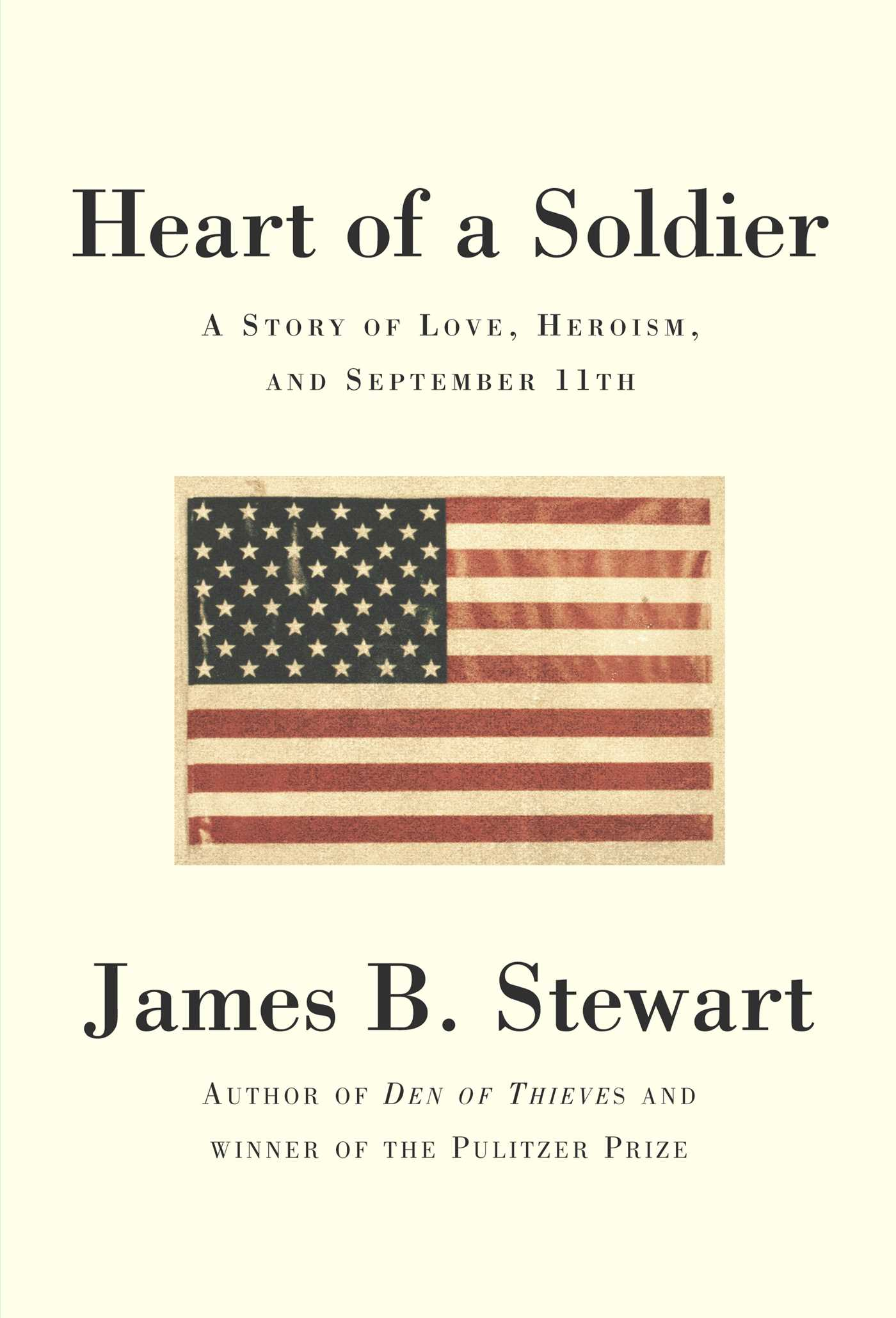 Heart Of A Soldier Ebook By James B Stewart Official Publisher Page Simon Amp Schuster