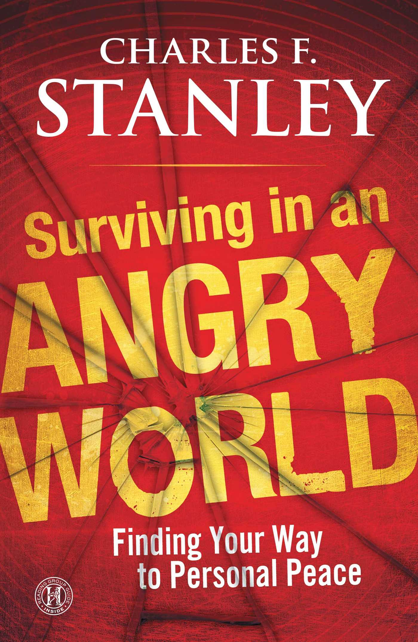 Surviving in an angry world 9781439189993 hr