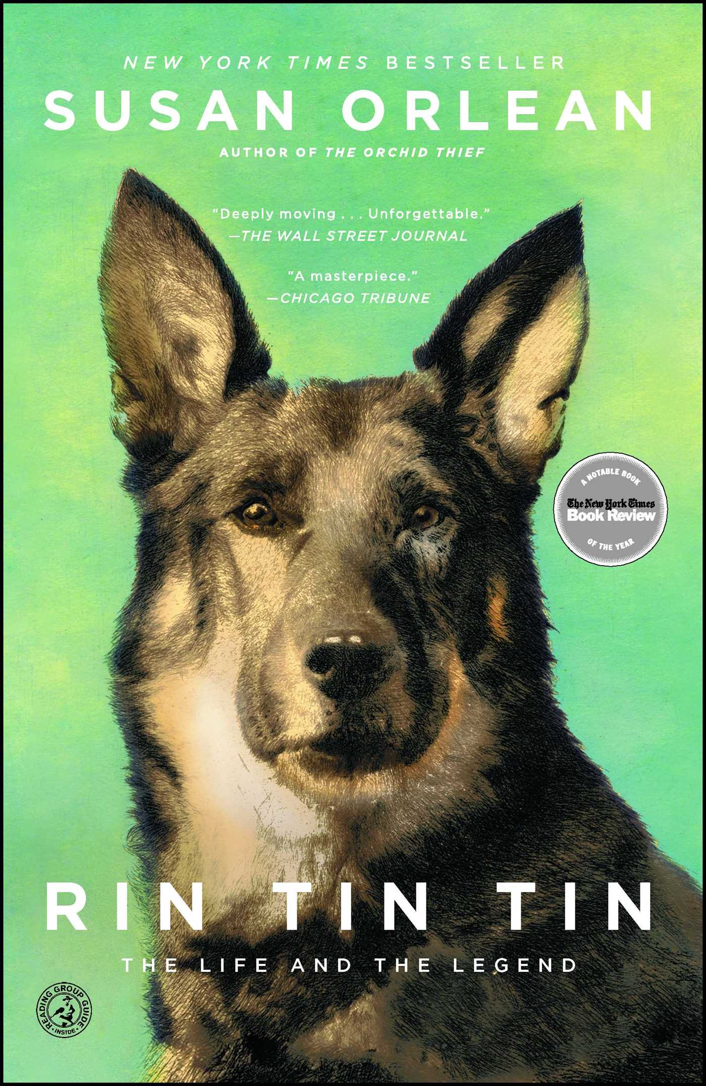 Rin tin tin 9781439190142 hr