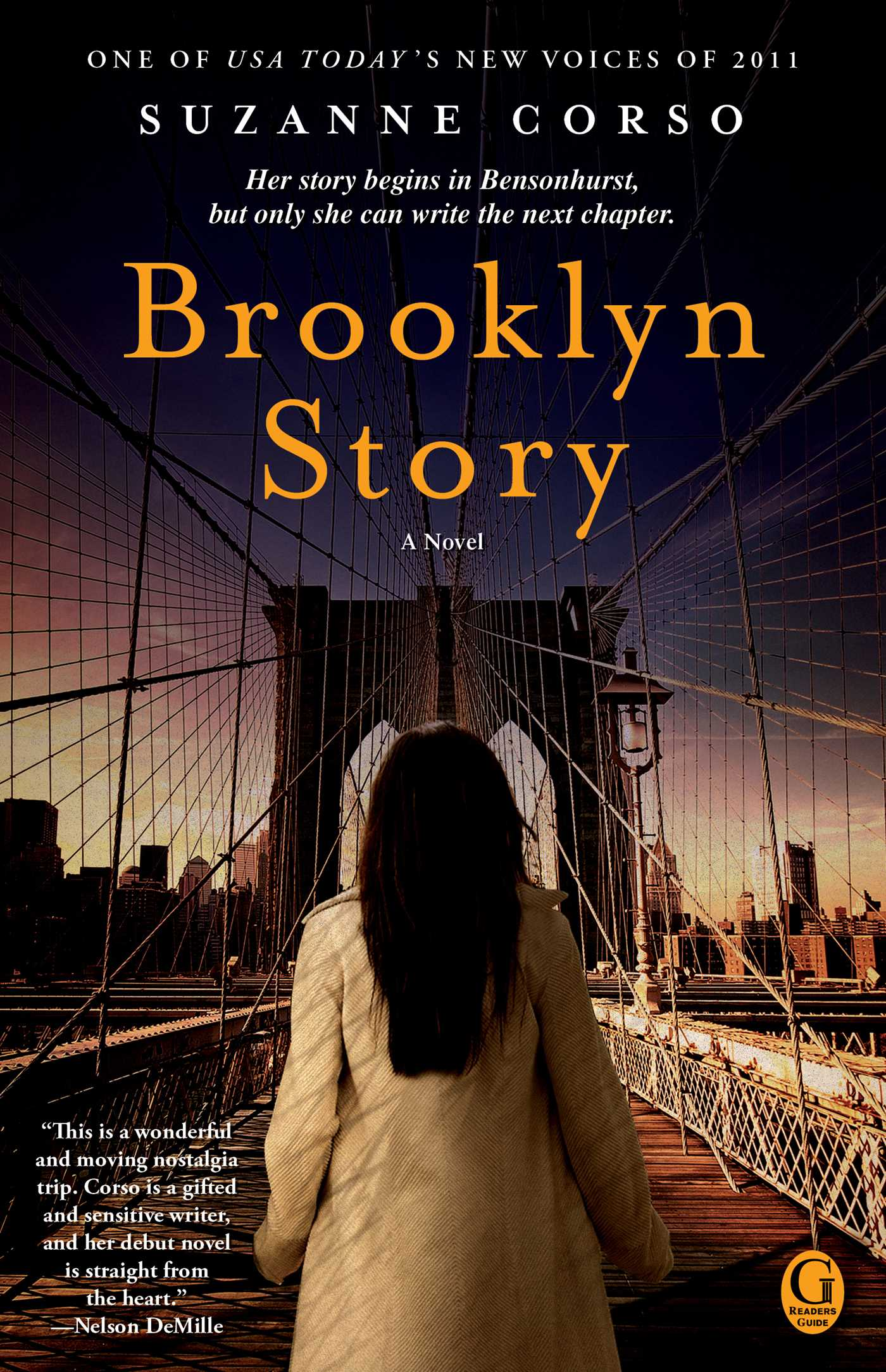 Brooklyn story 9781439190241 hr