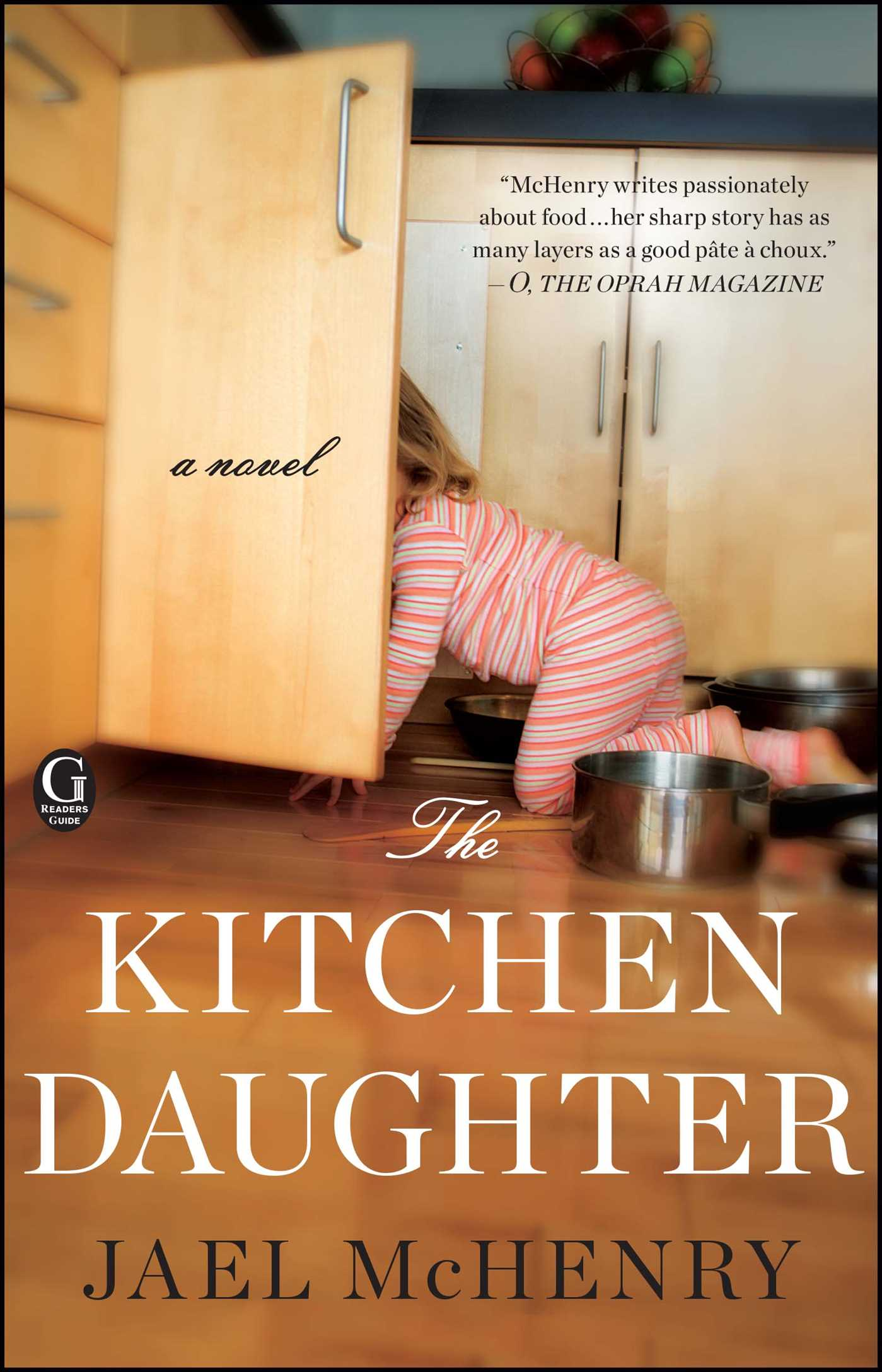 The kitchen daughter 9781439191965 hr