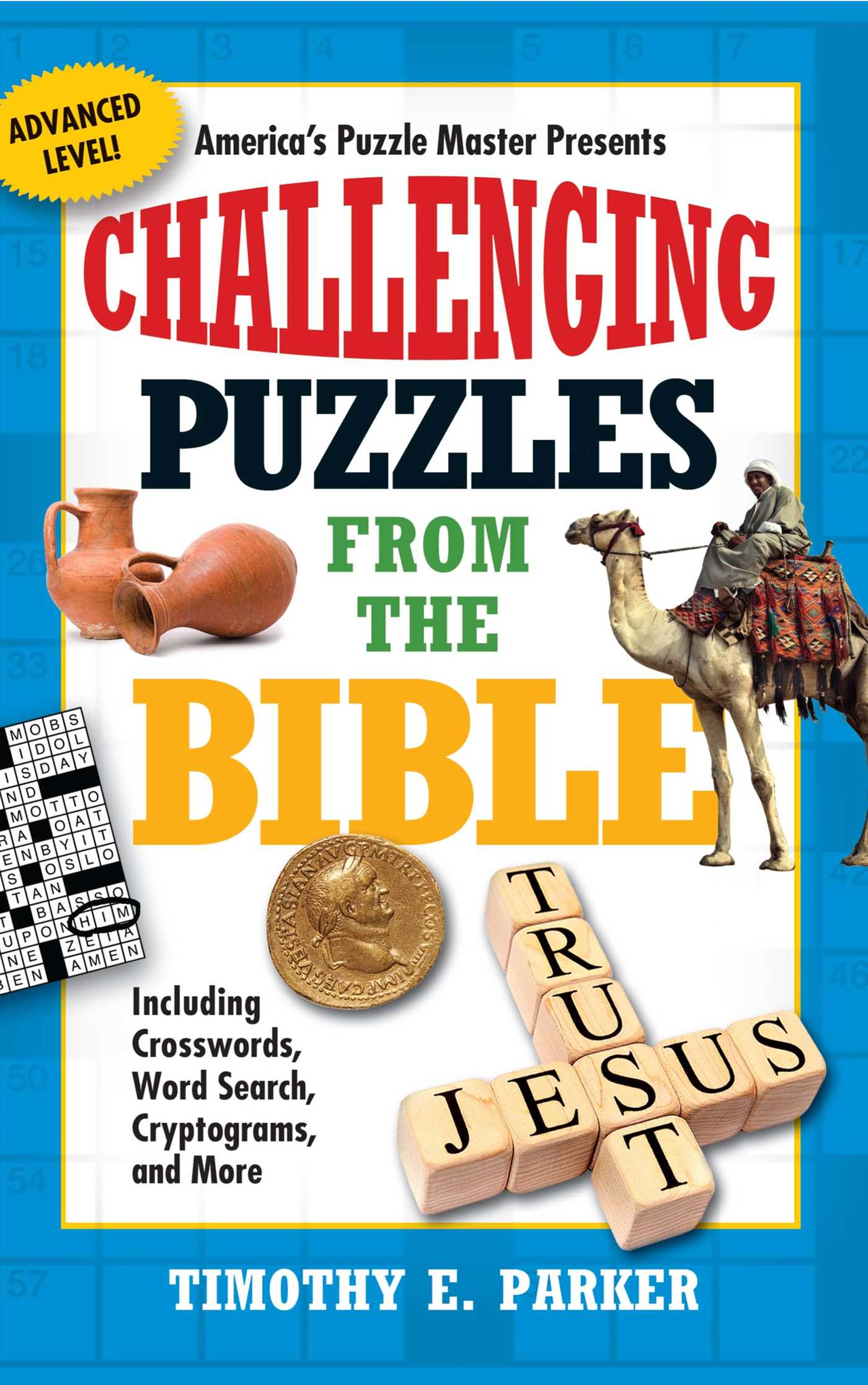 Challenging puzzles from the bible 9781439192290 hr