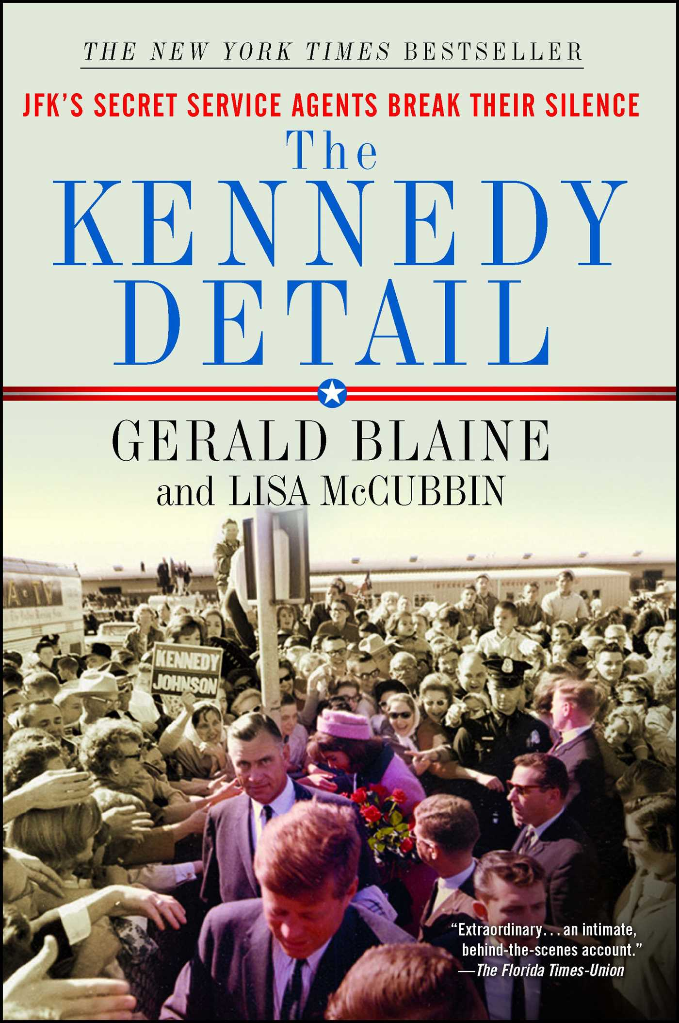 The kennedy detail 9781439193044 hr