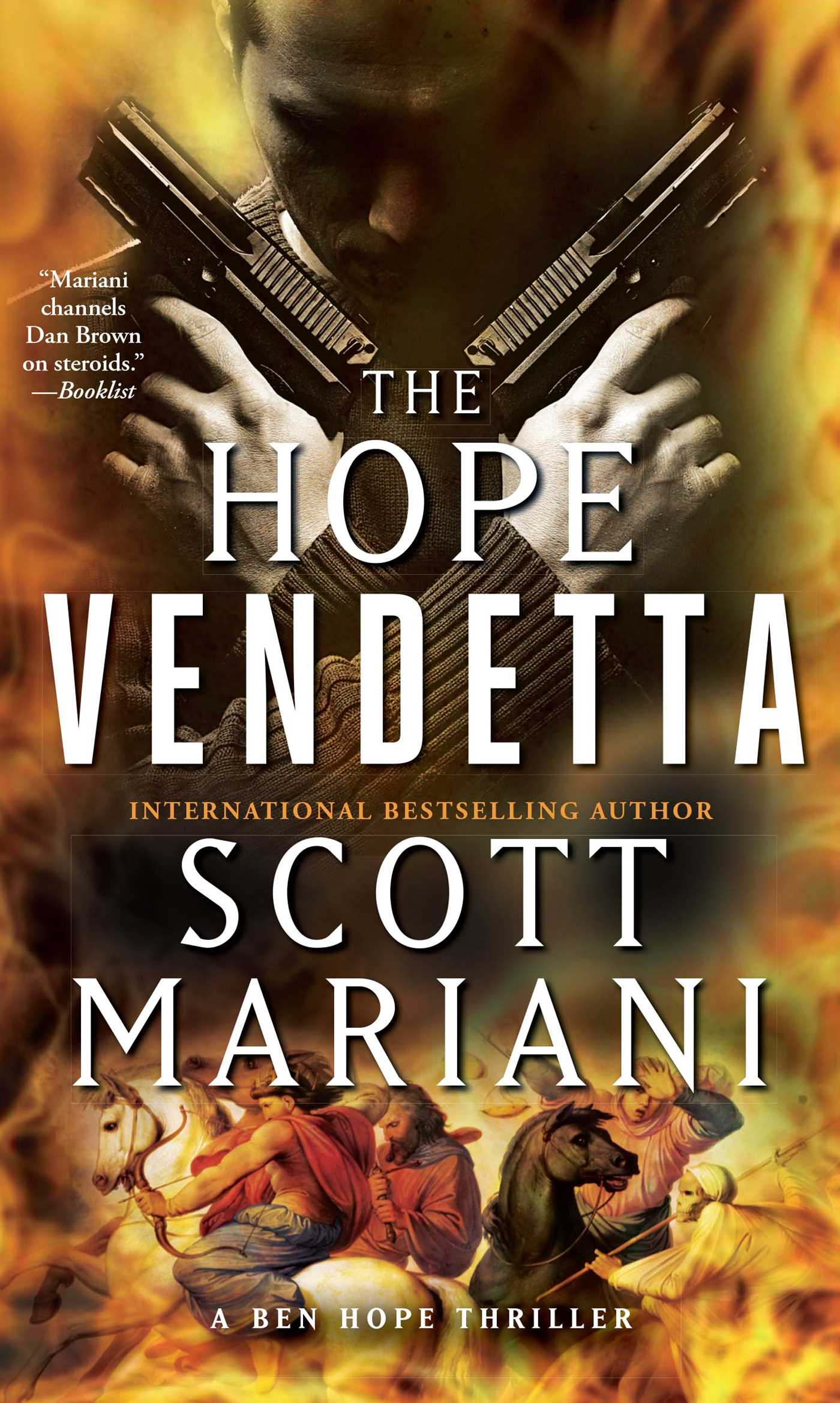 The hope vendetta 9781439193501 hr