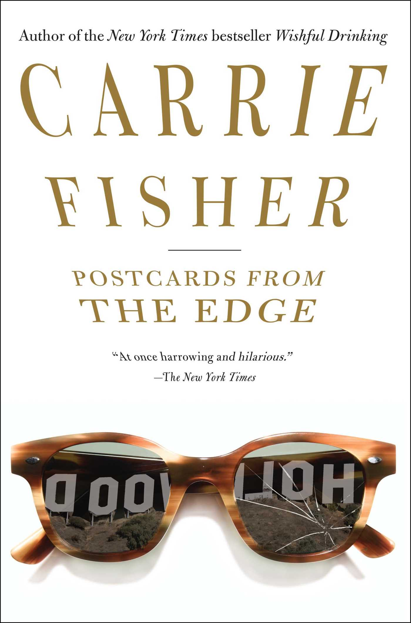 postcards from the edge book by carrie fisher official
