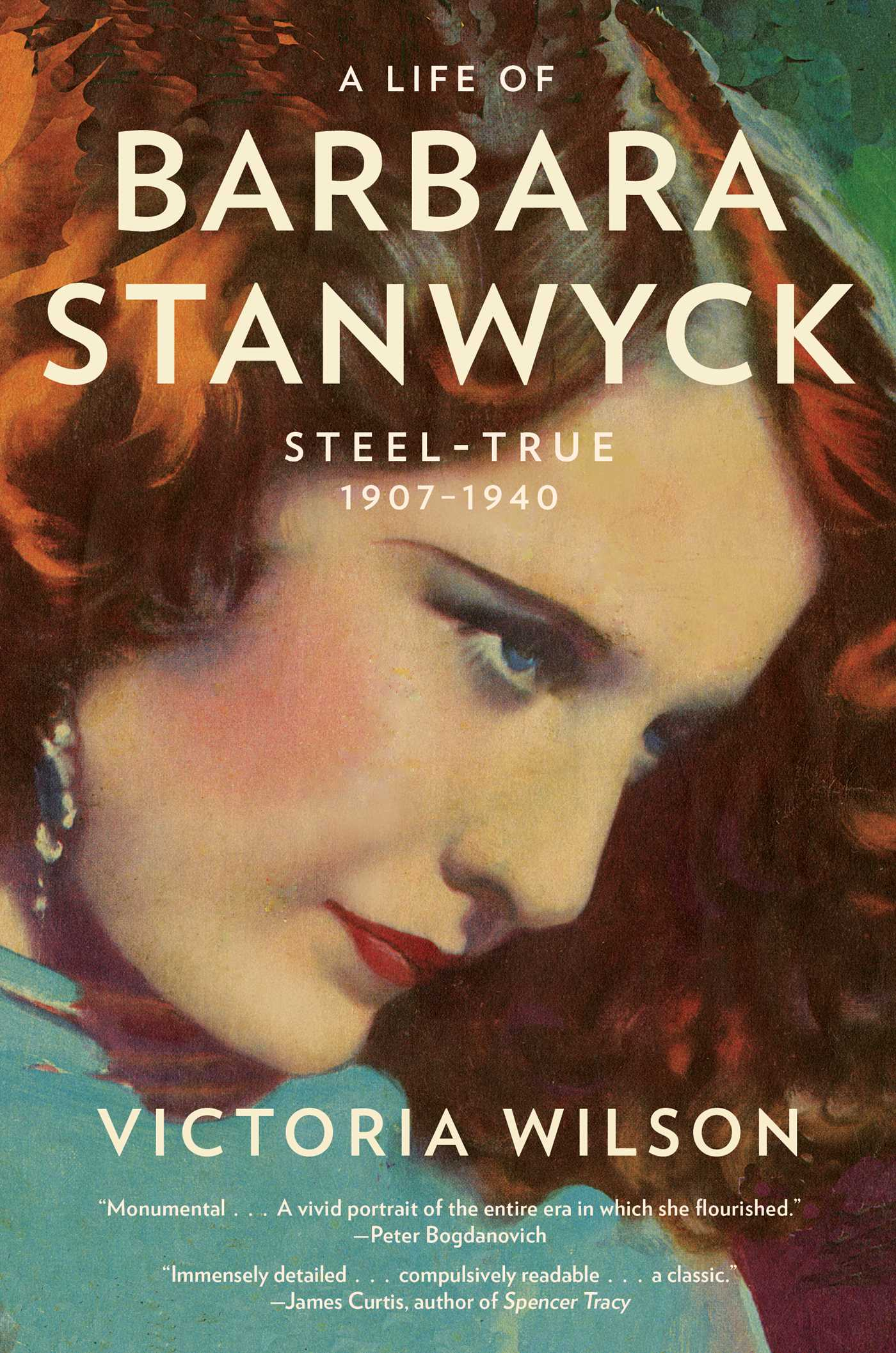 Barbara Stanwyck new book