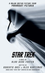 Star trek movie tie in novelization 2009 9781439194874