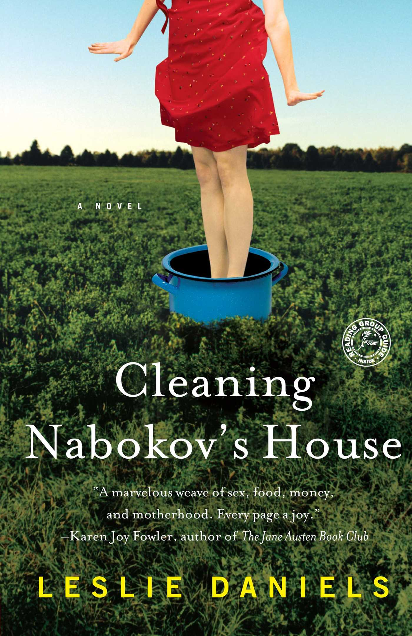Cleaning nabokovs house 9781439195031 hr