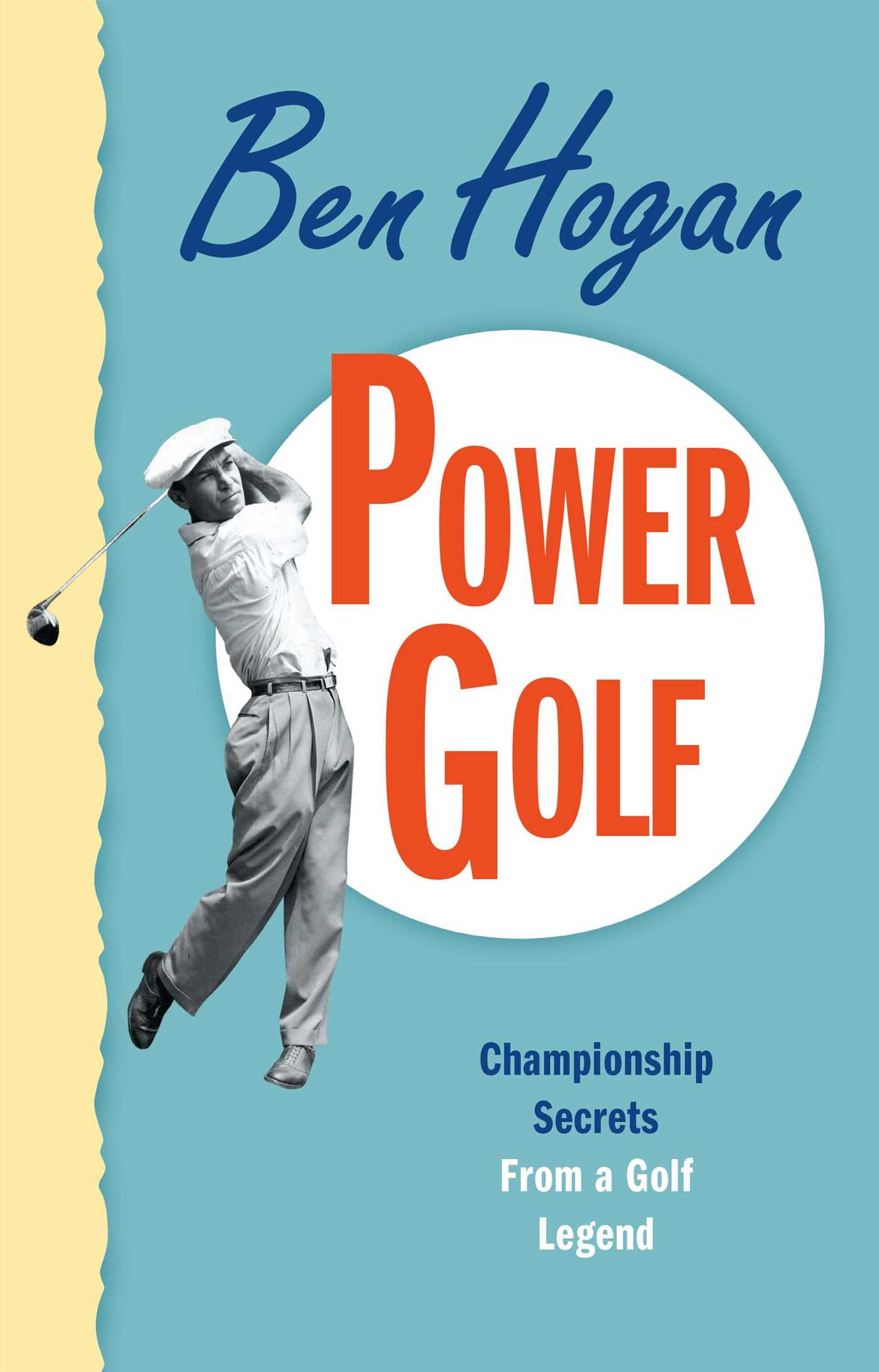 Power golf 9781439195284 hr