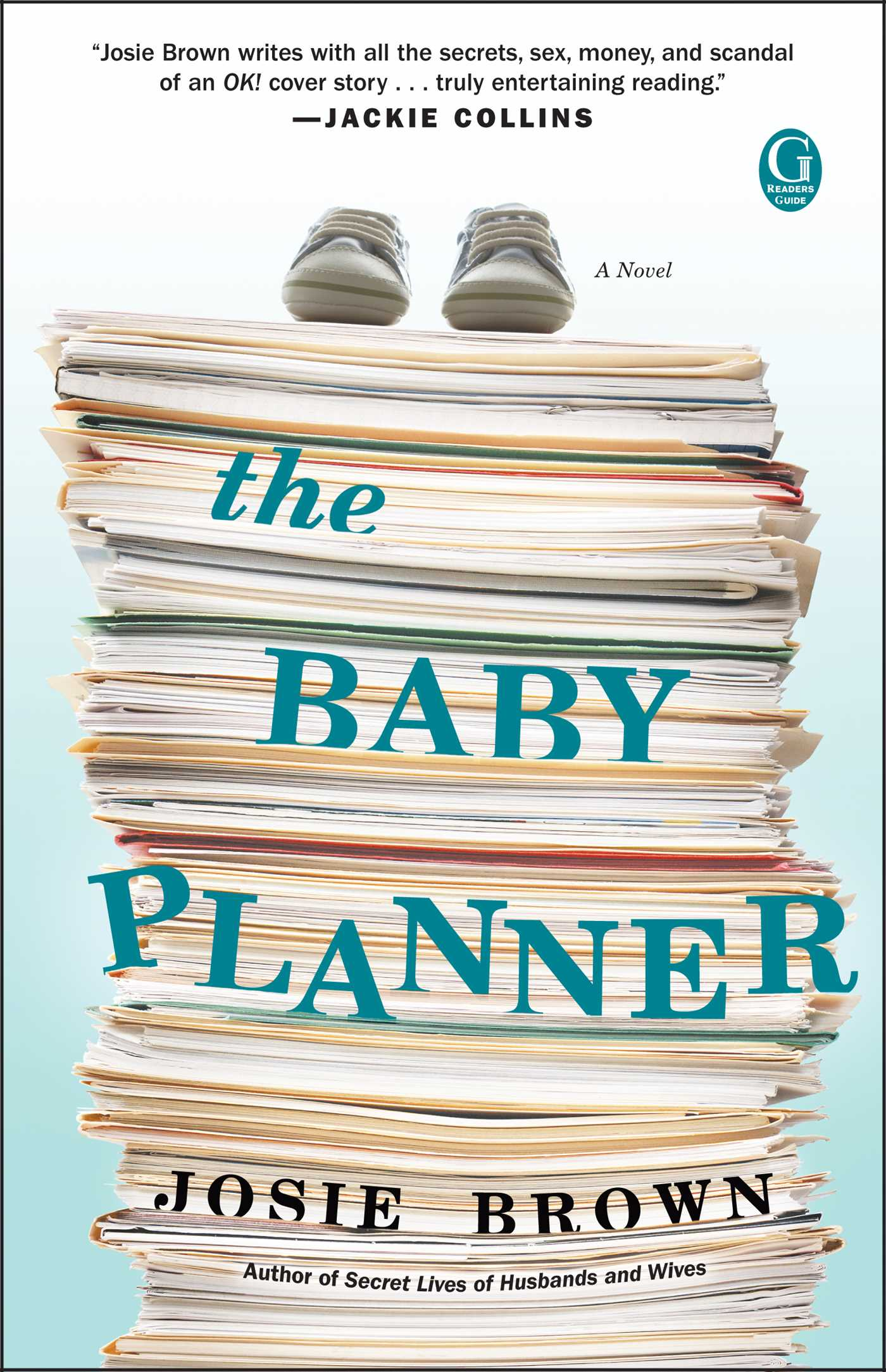 The baby planner 9781439197134 hr