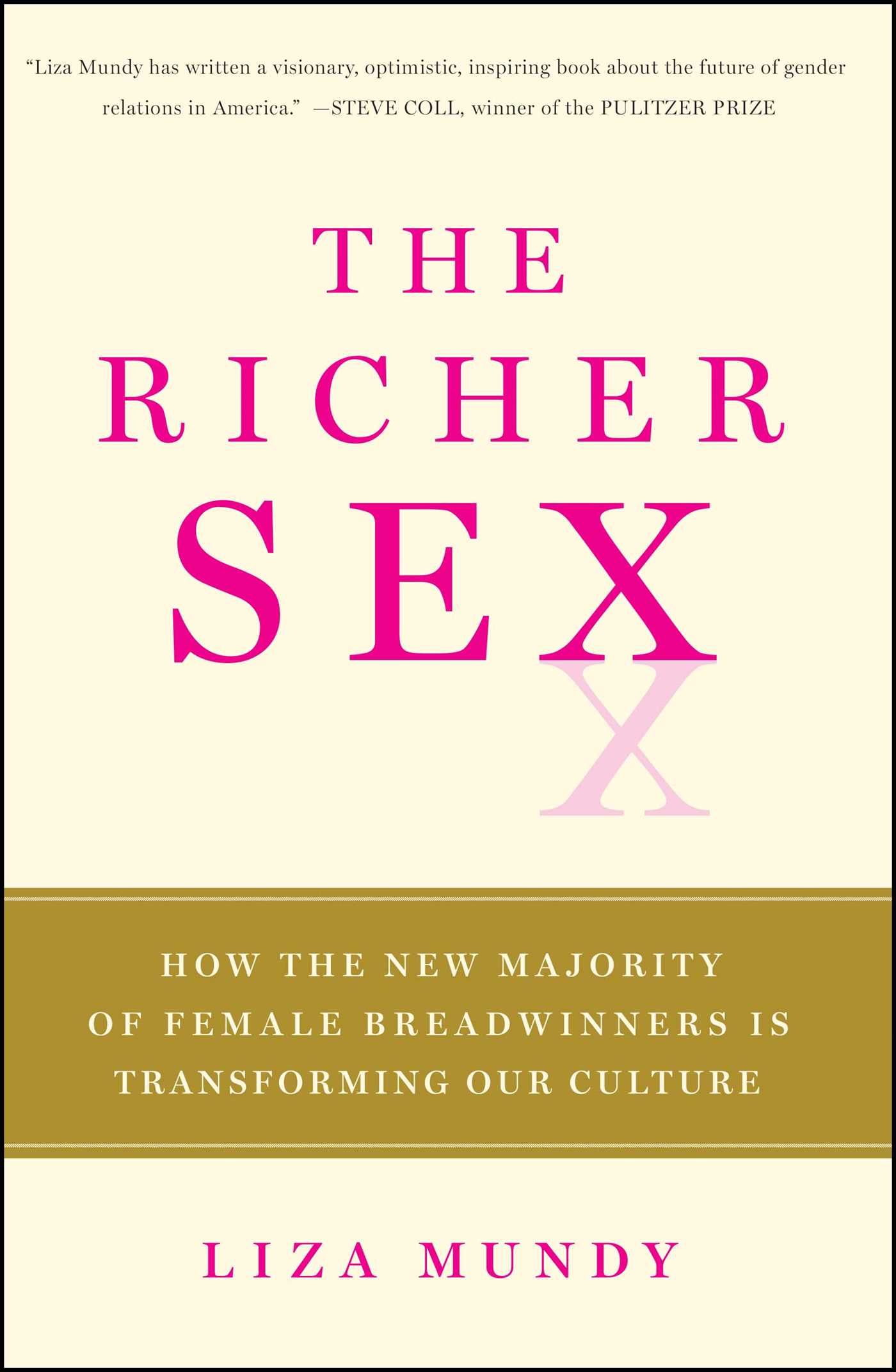 The richer sex 9781439197721 hr