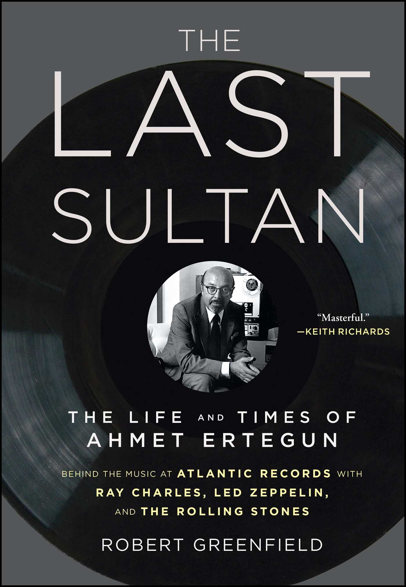 The last sultan 9781439198629 hr
